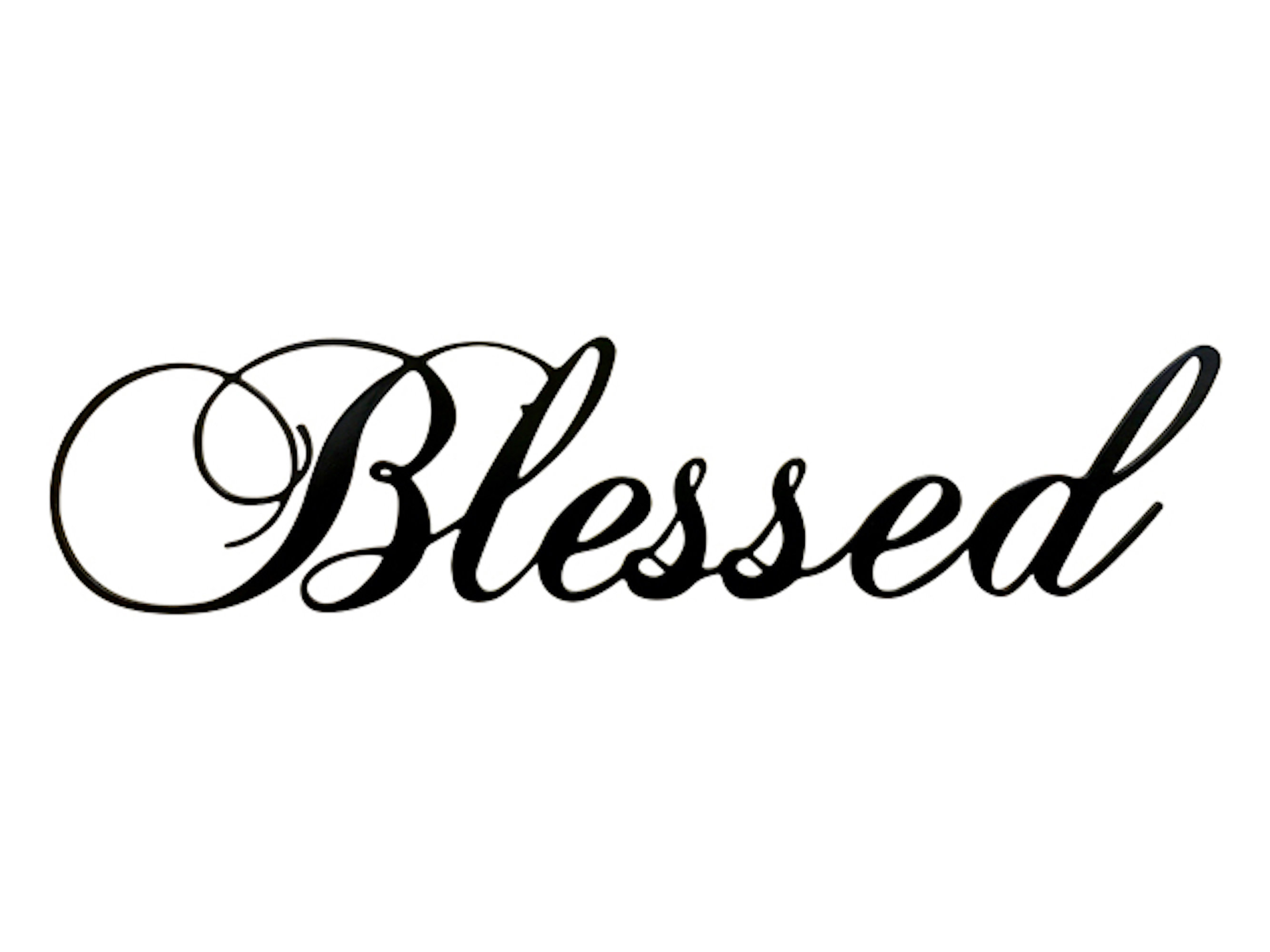 Blessed Steel Wall Décor Within Blessed Steel Wall Decor (View 2 of 30)
