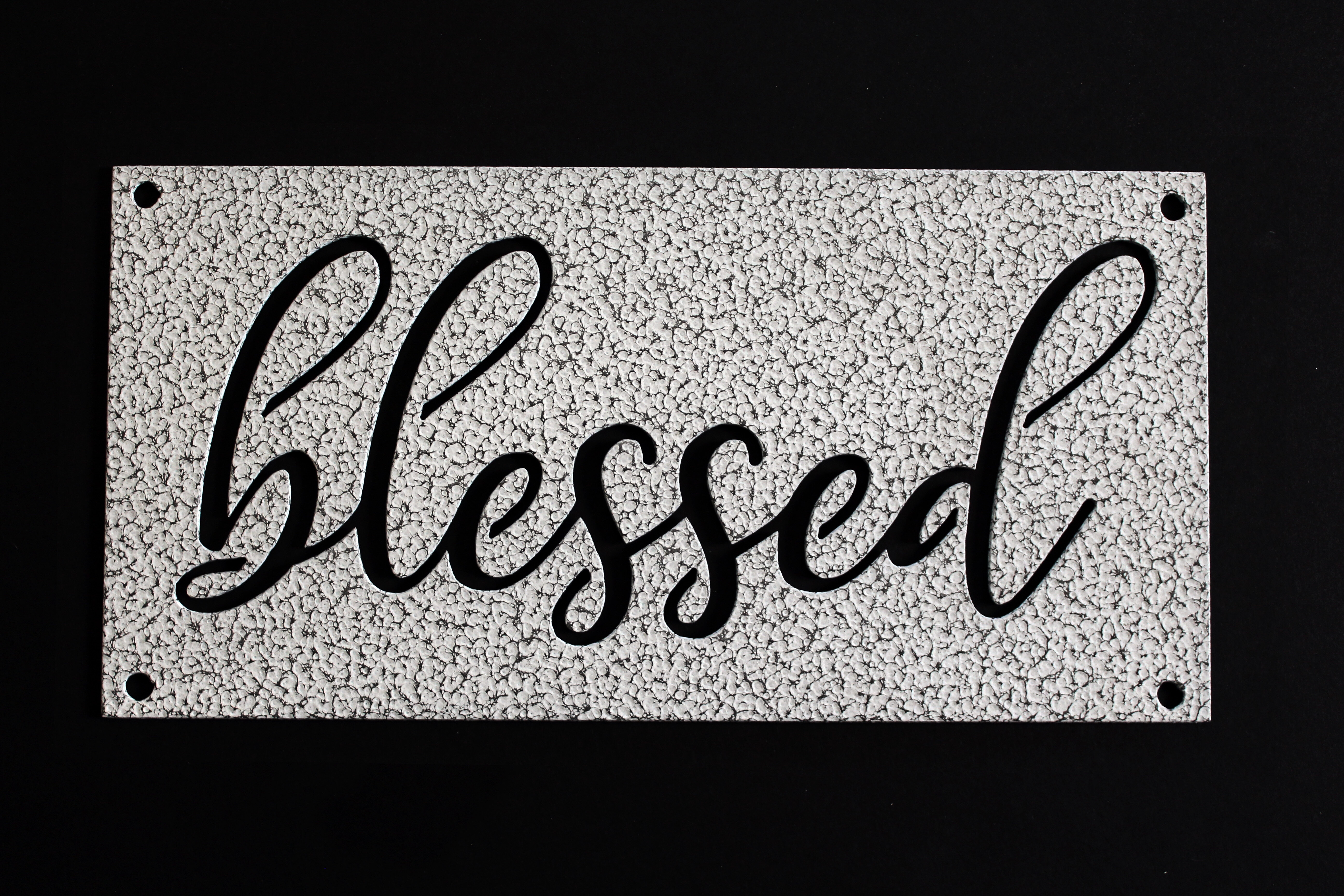 Blessed Wall Decor   Wayfair Intended For Blessed Steel Wall Decor (View 17 of 30)