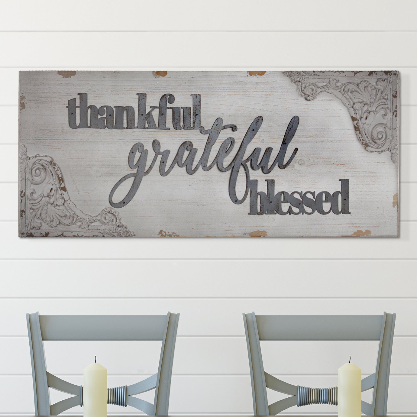 Blessed Wall Decor   Wayfair Throughout Blessed Steel Wall Decor (View 12 of 30)