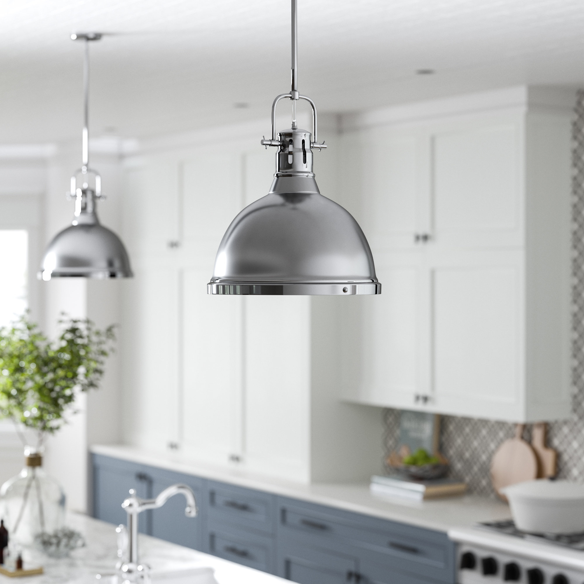 Bodalla 1 Light Single Bell Pendant With Regard To Freeda 1 Light Single Dome Pendants (View 8 of 30)