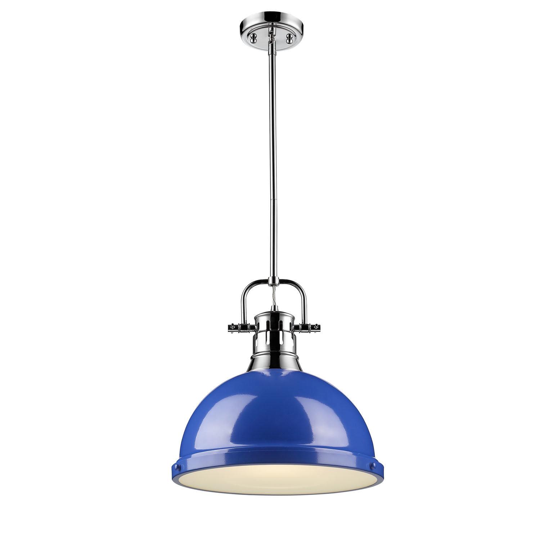 Bodalla 1-Light Single Dome Pendant for Southlake 1-Light Single Dome Pendants (Image 5 of 30)