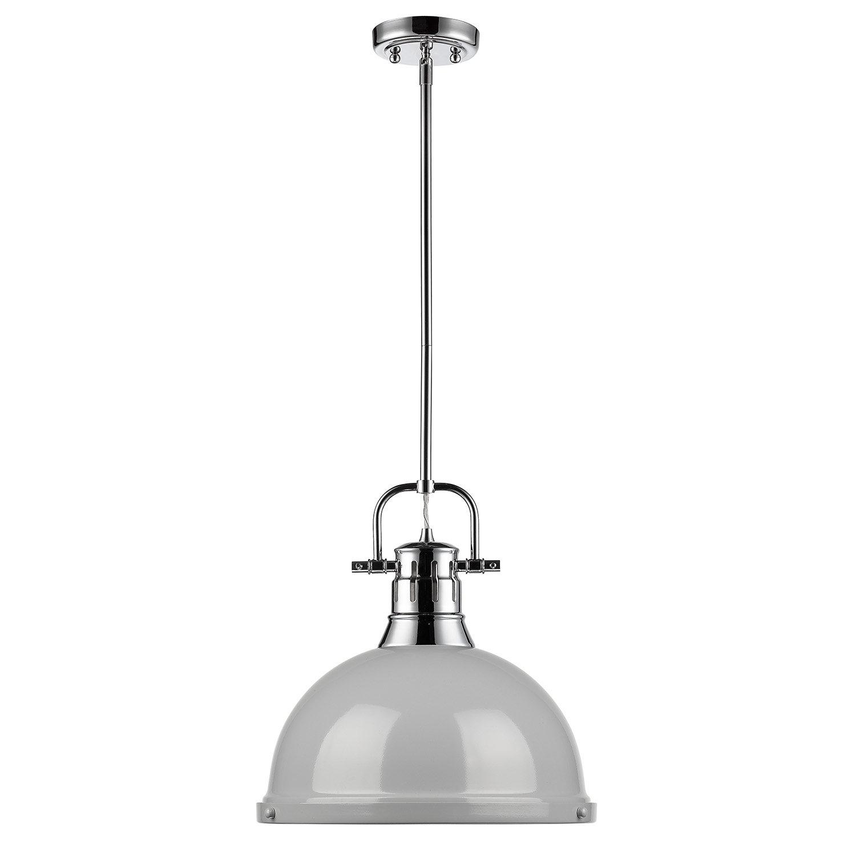 Featured Photo of Bodalla 1 Light Single Dome Pendants