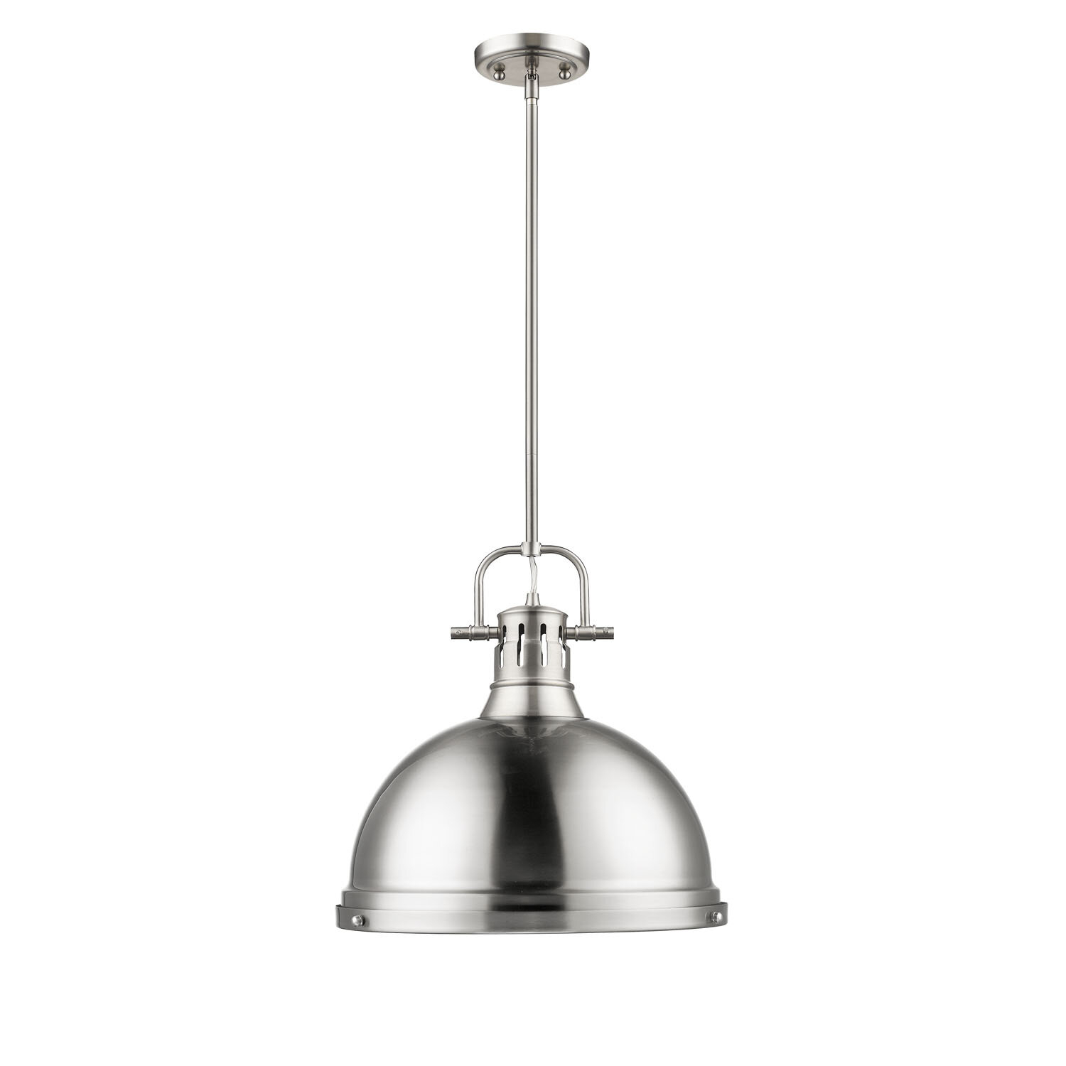 Bodalla 1 Light Single Dome Pendant & Reviews | Birch Lane Inside Priston 1 Light Single Dome Pendants (View 5 of 30)