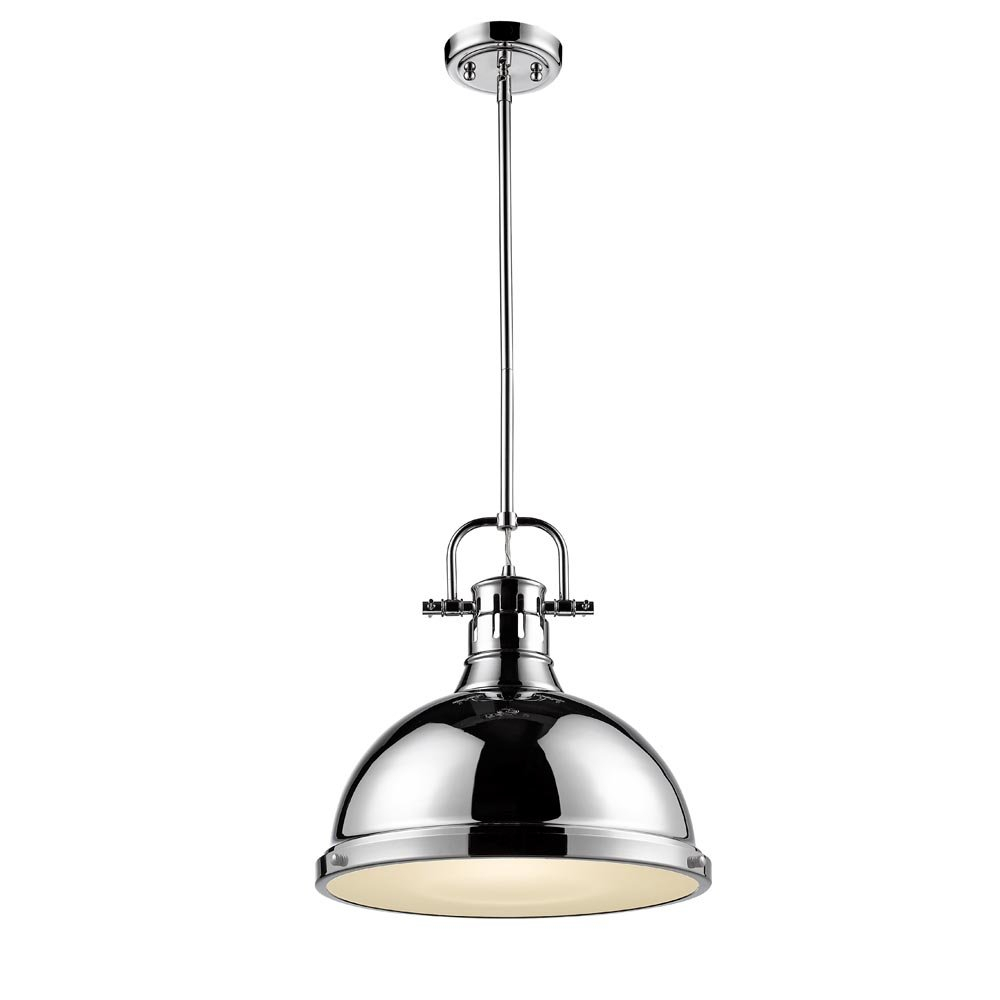 Bodalla 1-Light Single Dome Pendant throughout Southlake 1-Light Single Dome Pendants (Image 6 of 30)