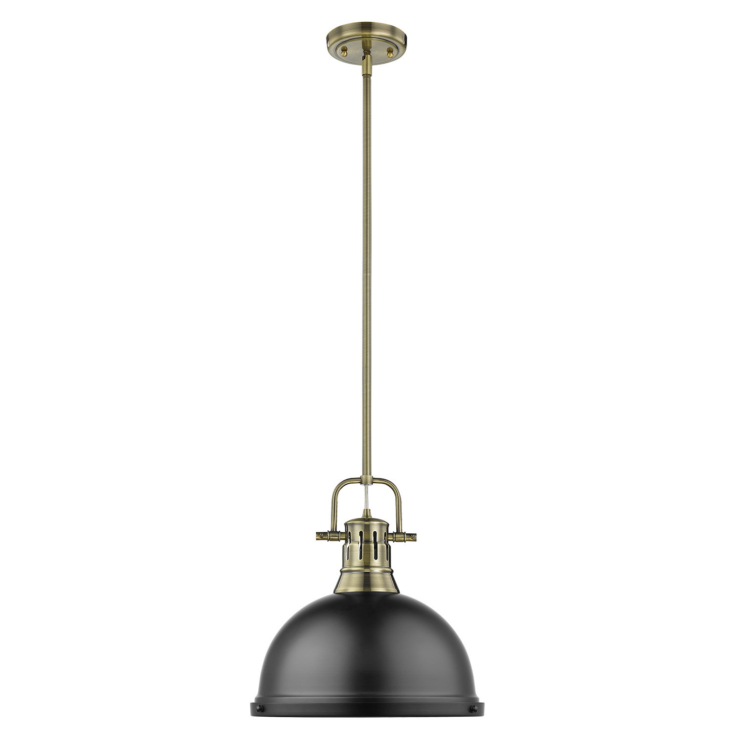 Bodalla 1 Light Single Dome Pendant With Bodalla 1 Light Single Bell Pendants (View 9 of 30)
