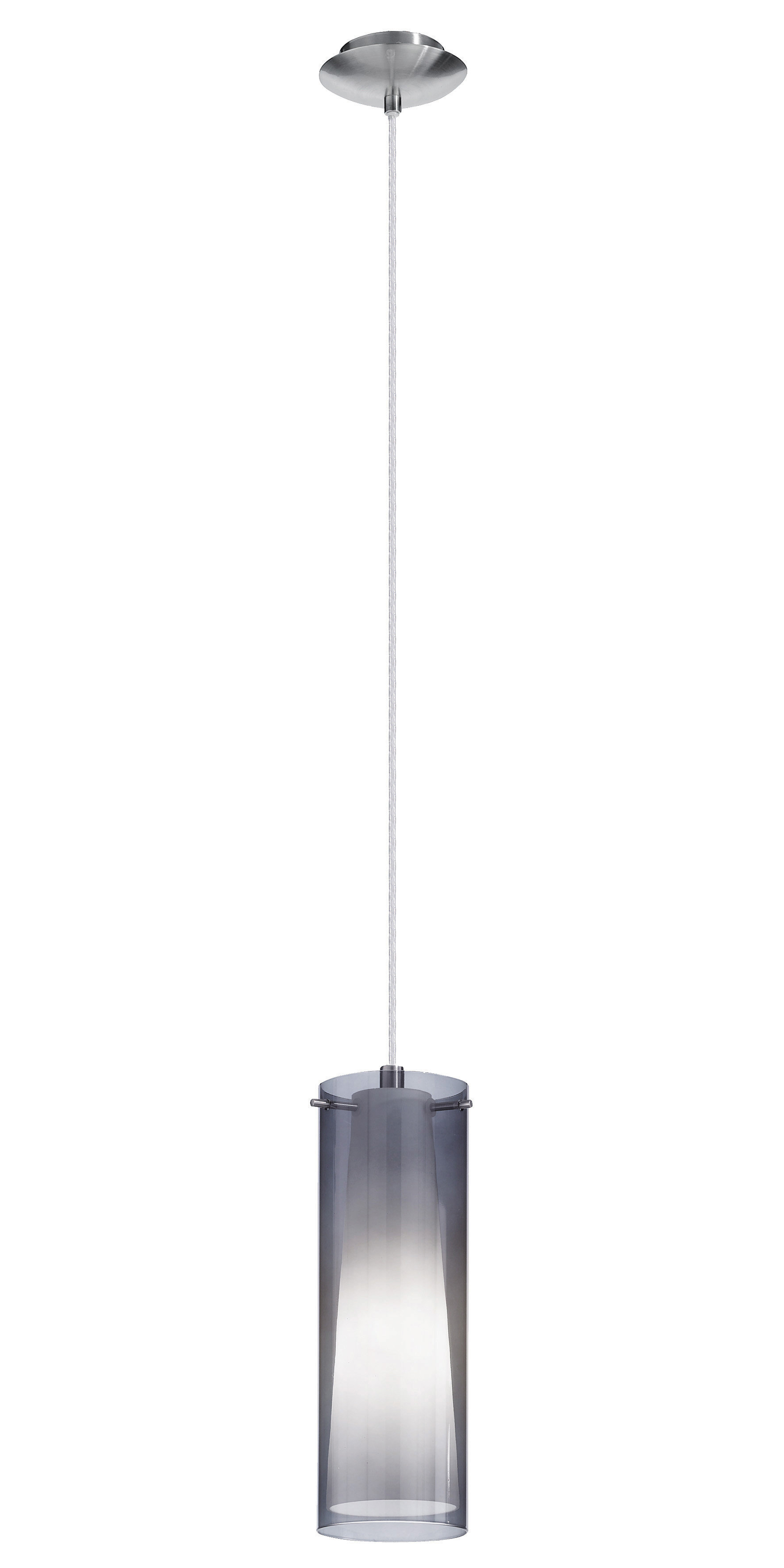 Brayden Studio Julia 1-Light Cylinder Pendant with Jayce 1-Light Cylinder Pendants (Image 5 of 30)