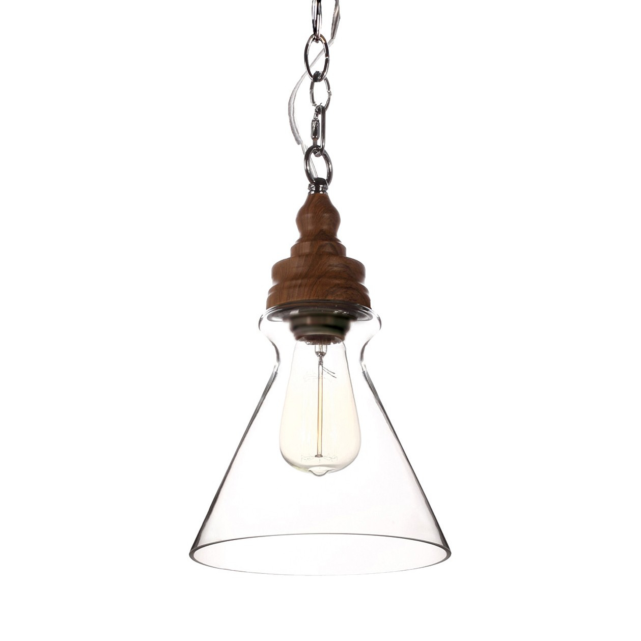 Britop Edvin Cone Ceiling Pendant Light Throughout Guro 1 Light Cone Pendants (View 14 of 30)