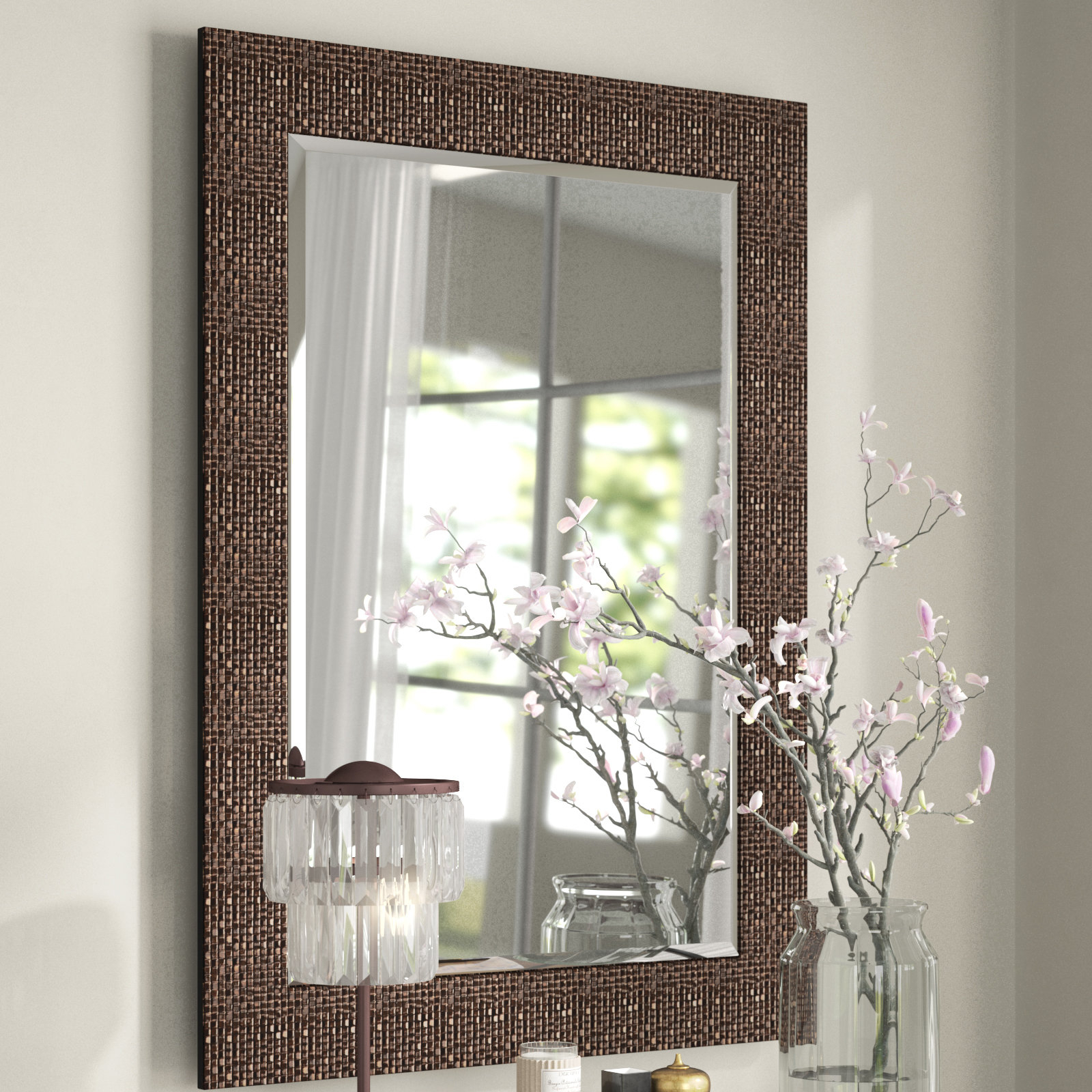 Bronze Rectangle Wall Mirrors You'll Love In 2019 | Wayfair Pertaining To Maude Accent Mirrors (View 10 of 30)