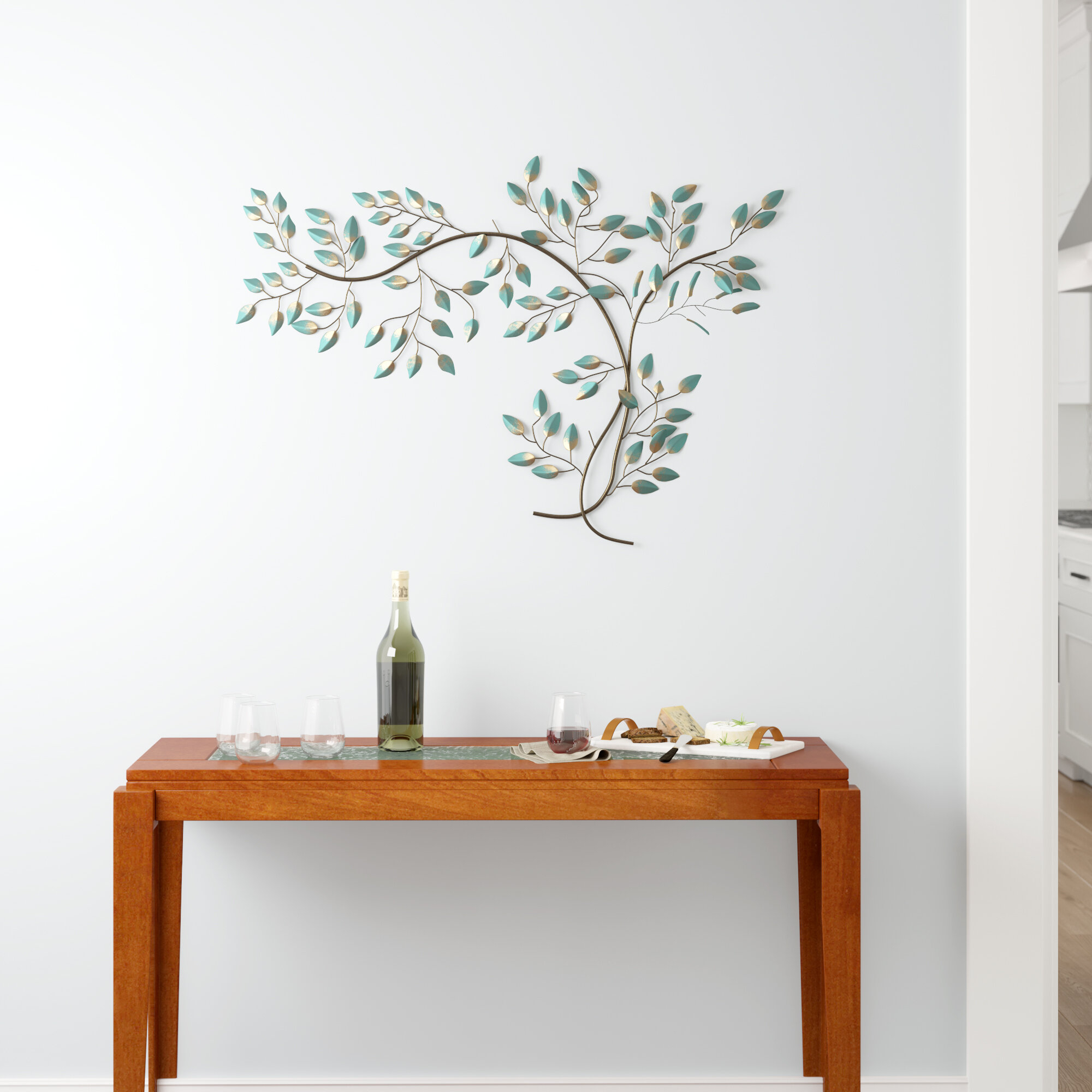 Bronze Wall Accents You'll Love In 2019 | Wayfair In Dance Of Desire Wall Decor (View 11 of 30)