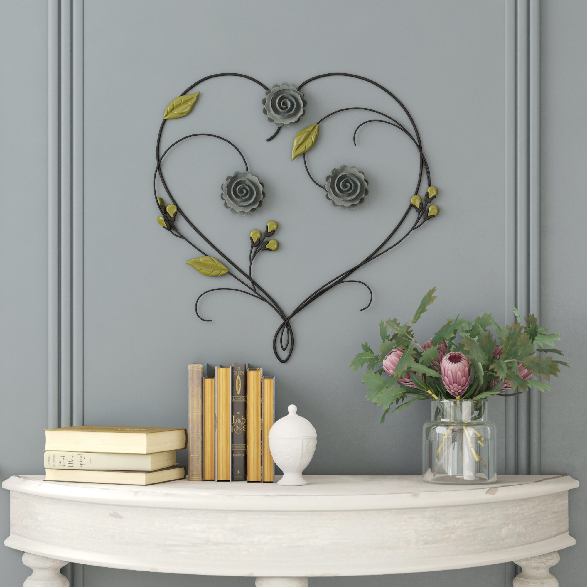 Bronze Wall Accents You'll Love In 2019 | Wayfair Intended For Rings Wall Decor By Wrought Studio (View 19 of 30)