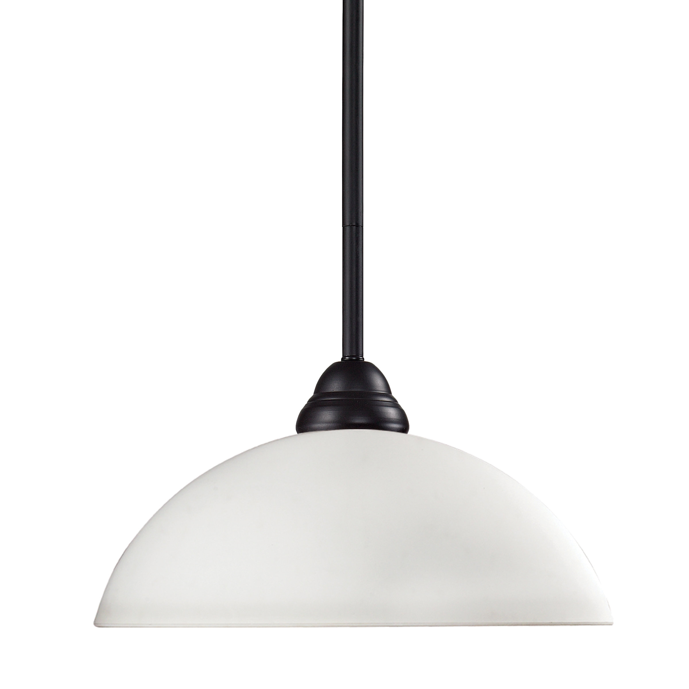 Brynlee 1-Light Single Dome Pendant with regard to Southlake 1-Light Single Dome Pendants (Image 10 of 30)