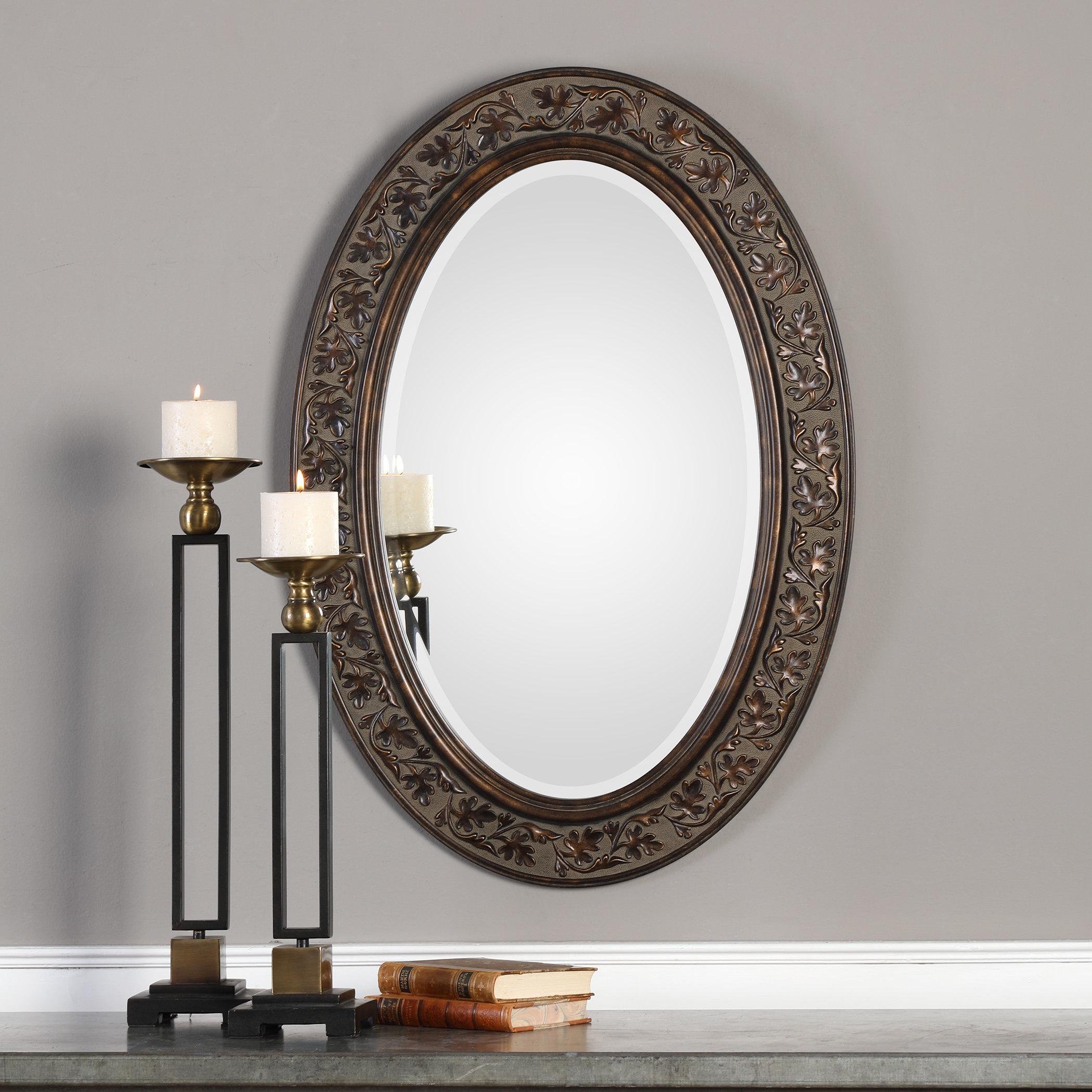 Brynn Accent Mirror | Wayfair For Brynn Accent Mirrors (View 5 of 30)