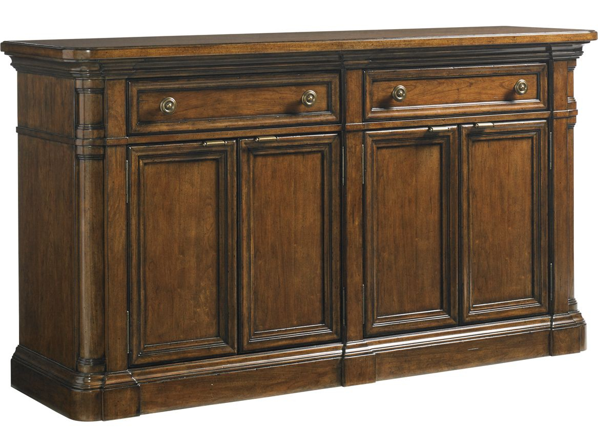 Buffet Server Tables & Sideboards For Sale | Luxedecor For Rutherford Sideboards (View 5 of 30)