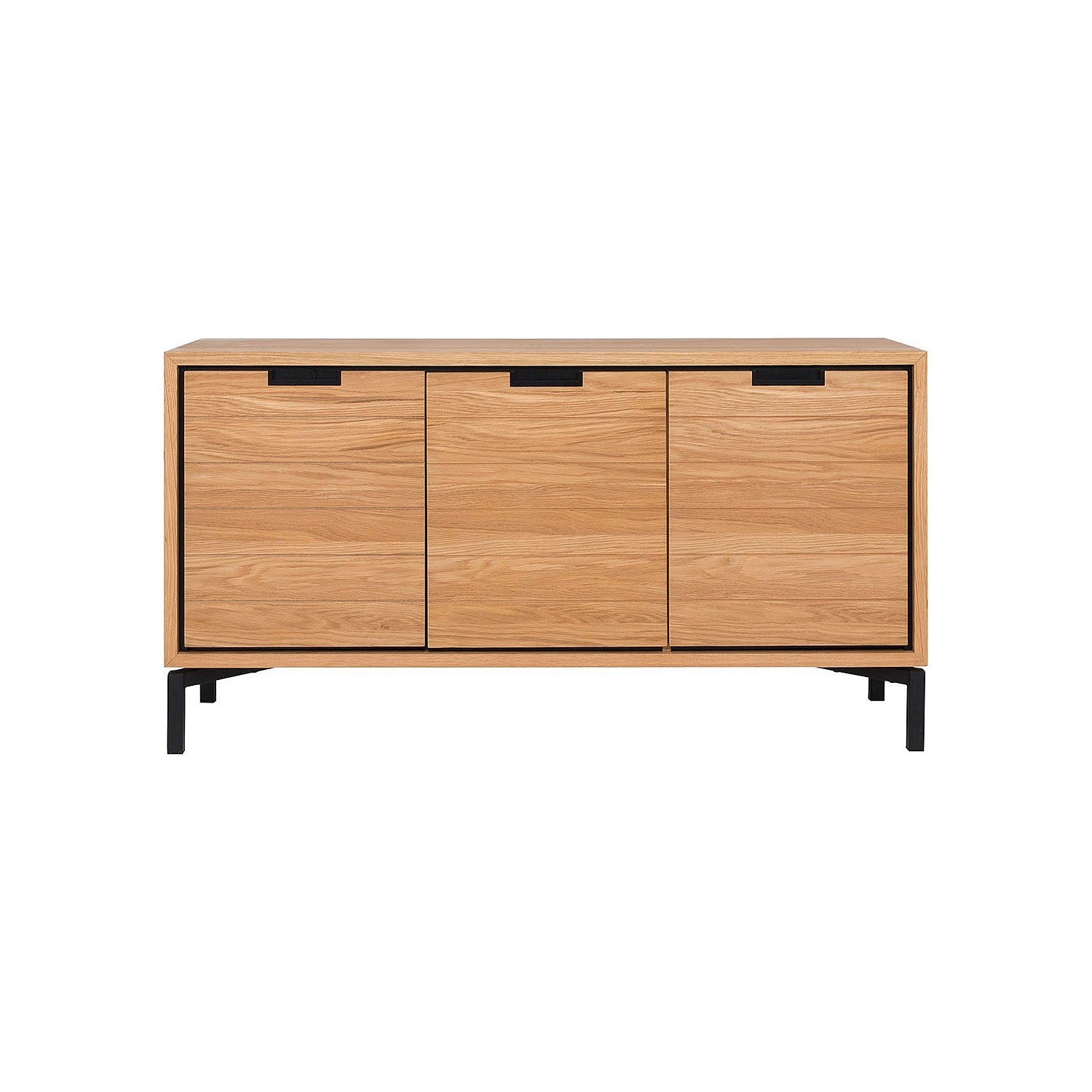 Buffets Atelier Buffet 3 Door 1 Drawer Extra Long Sideboard regarding Courtdale Sideboards (Image 9 of 30)