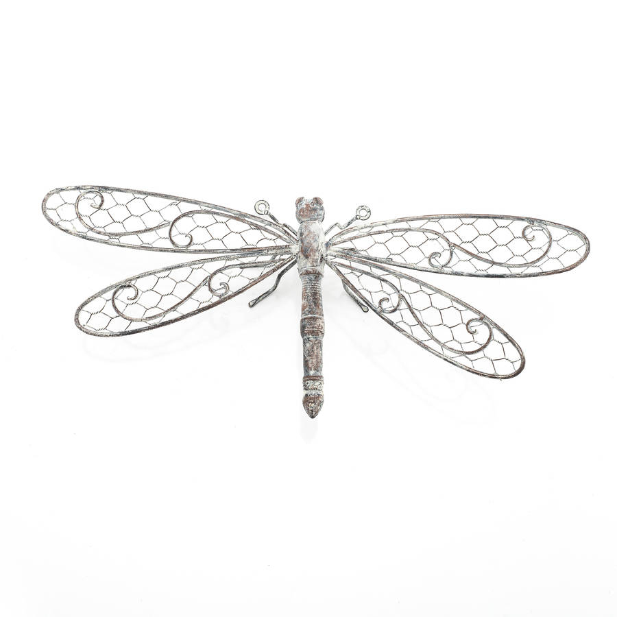 Butterfly, Dragonfly Or Bee Wall Decor With Regard To Dragonfly Wall Decor (View 3 of 30)