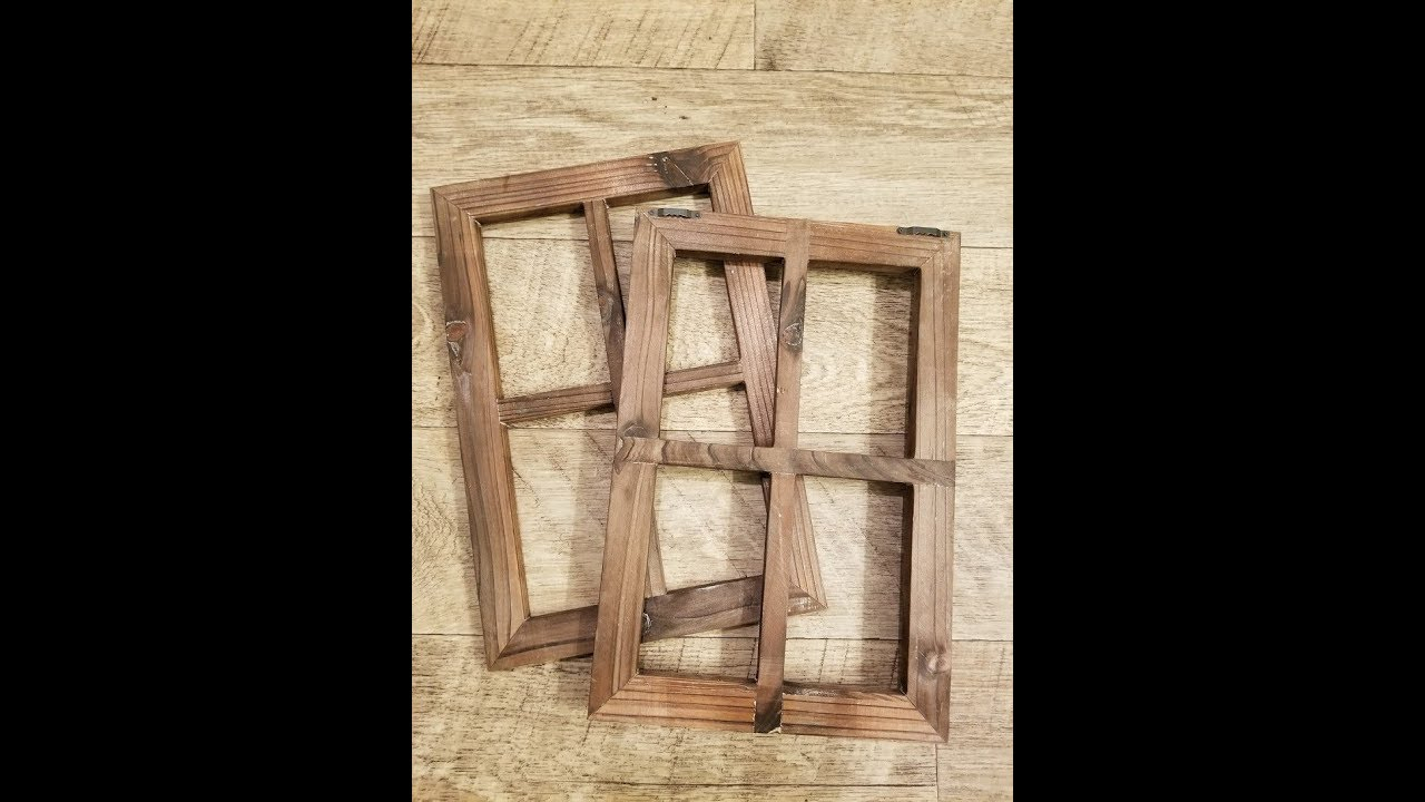 Cade Old Rustic Window Barnwood Frames -Decoration For Home Or Outdoor within Old Rustic Barn Window Frame (Image 5 of 30)