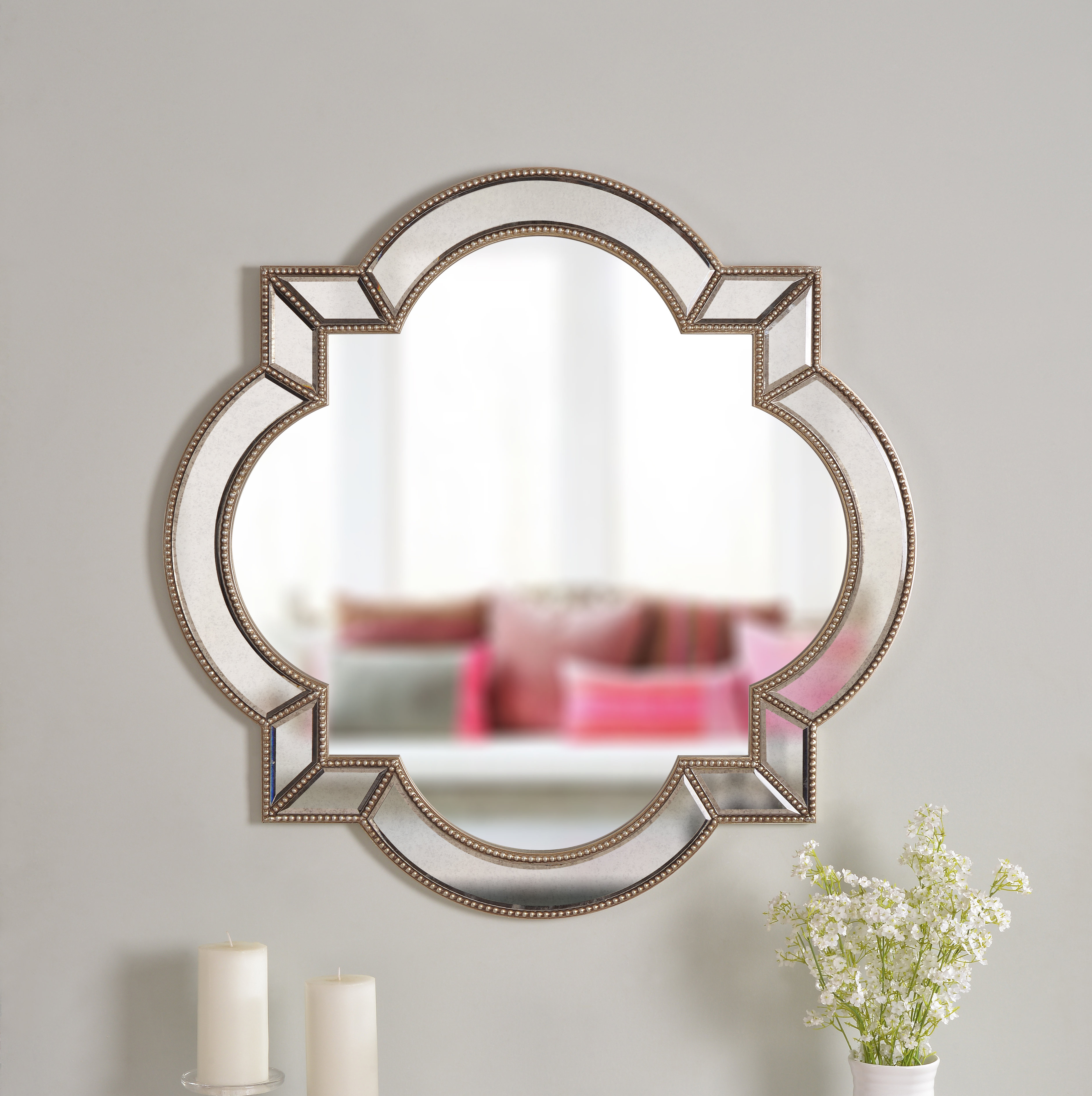 Camilla Accent Mirror Intended For Newtown Accent Mirrors (View 15 of 30)