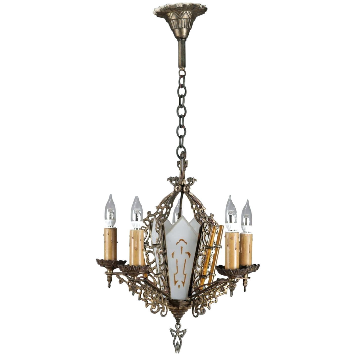 Candle Light Chandelier – Uaphoto Pertaining To Paladino 6 Light Chandeliers (View 20 of 30)