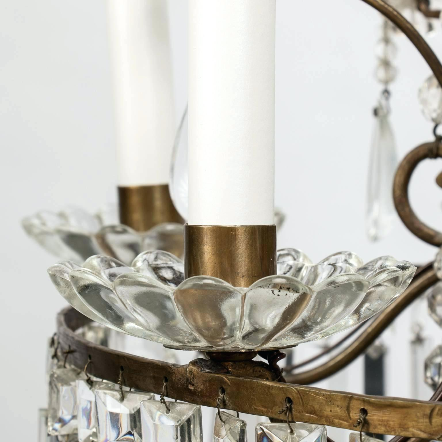 Candle Style Chandelier – Bossmummy In Bennington 6 Light Candle Style Chandeliers (View 21 of 30)