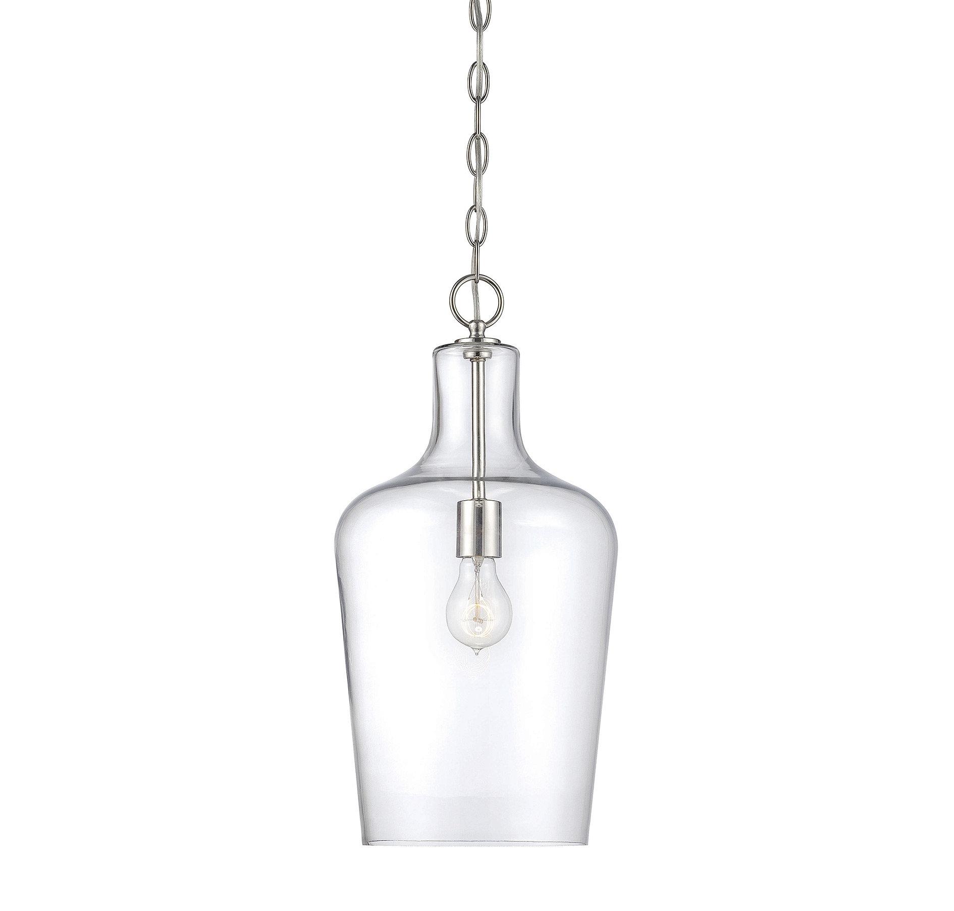 Carey 1 Light Cylinder Pendant In Carey 1 Light Single Bell Pendants (View 8 of 30)