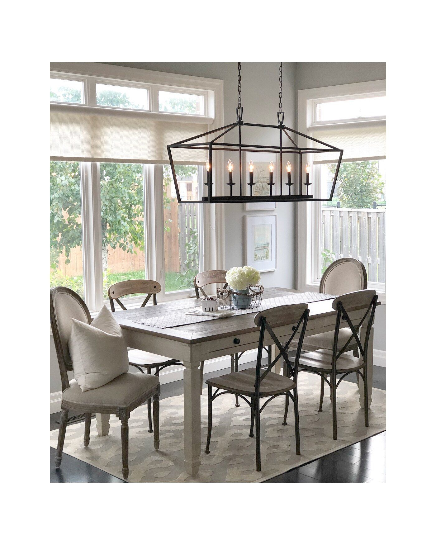 Carmen 6 Light Kitchen Island Pendant In 2019 | Dining Pertaining To Carmen 6 Light Kitchen Island Linear Pendants (View 4 of 30)