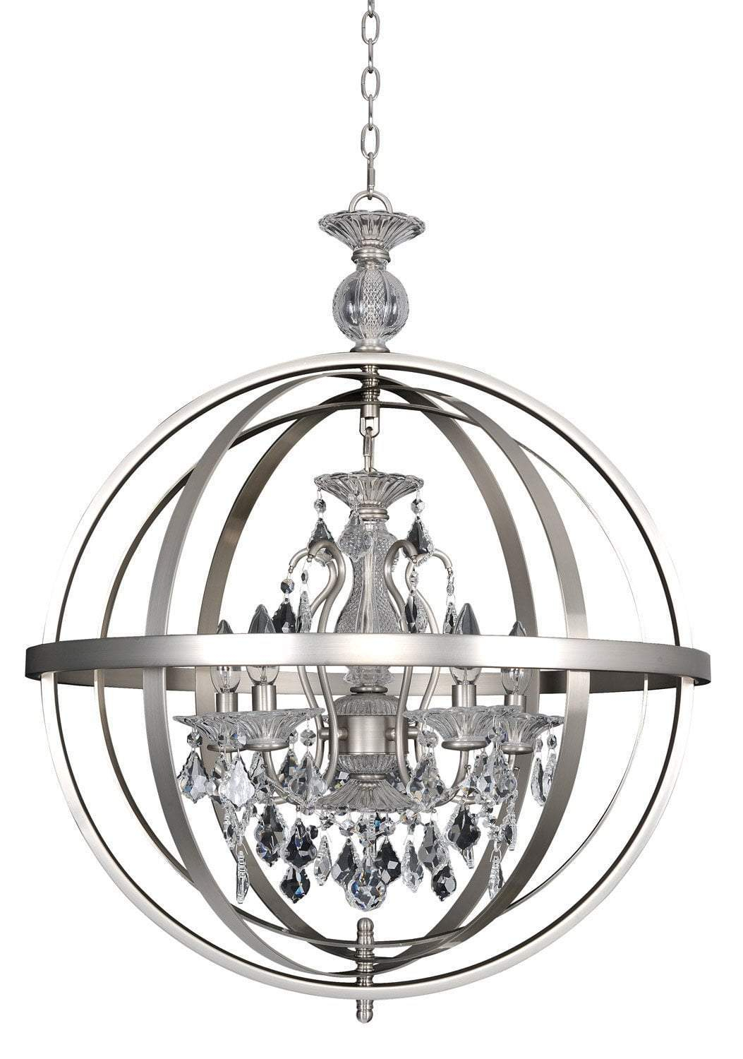 Catel 5 Light Chandelier In 2019 | Products | 5 Light Throughout Waldron 5 Light Globe Chandeliers (Gallery 29 of 30)