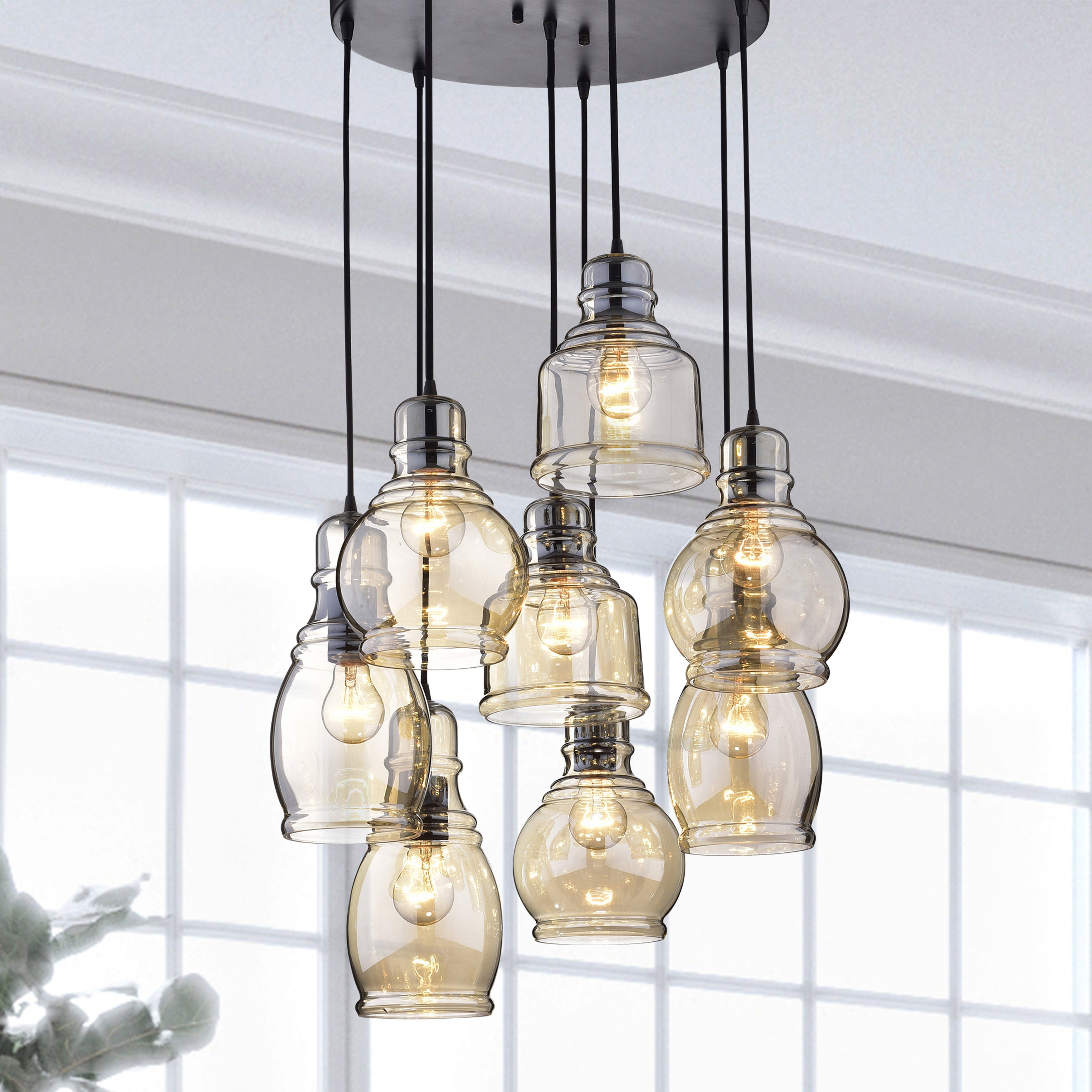 Ceiling Lights | Shop Our Best Lighting & Ceiling Fans Deals Throughout Bautista 6 Light Kitchen Island Bulb Pendants (View 14 of 30)
