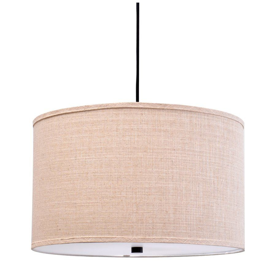 Chasse 3-Light Drum Pendant $106.99 | Lighting | Drum with Montes 3-Light Drum Chandeliers (Image 4 of 30)