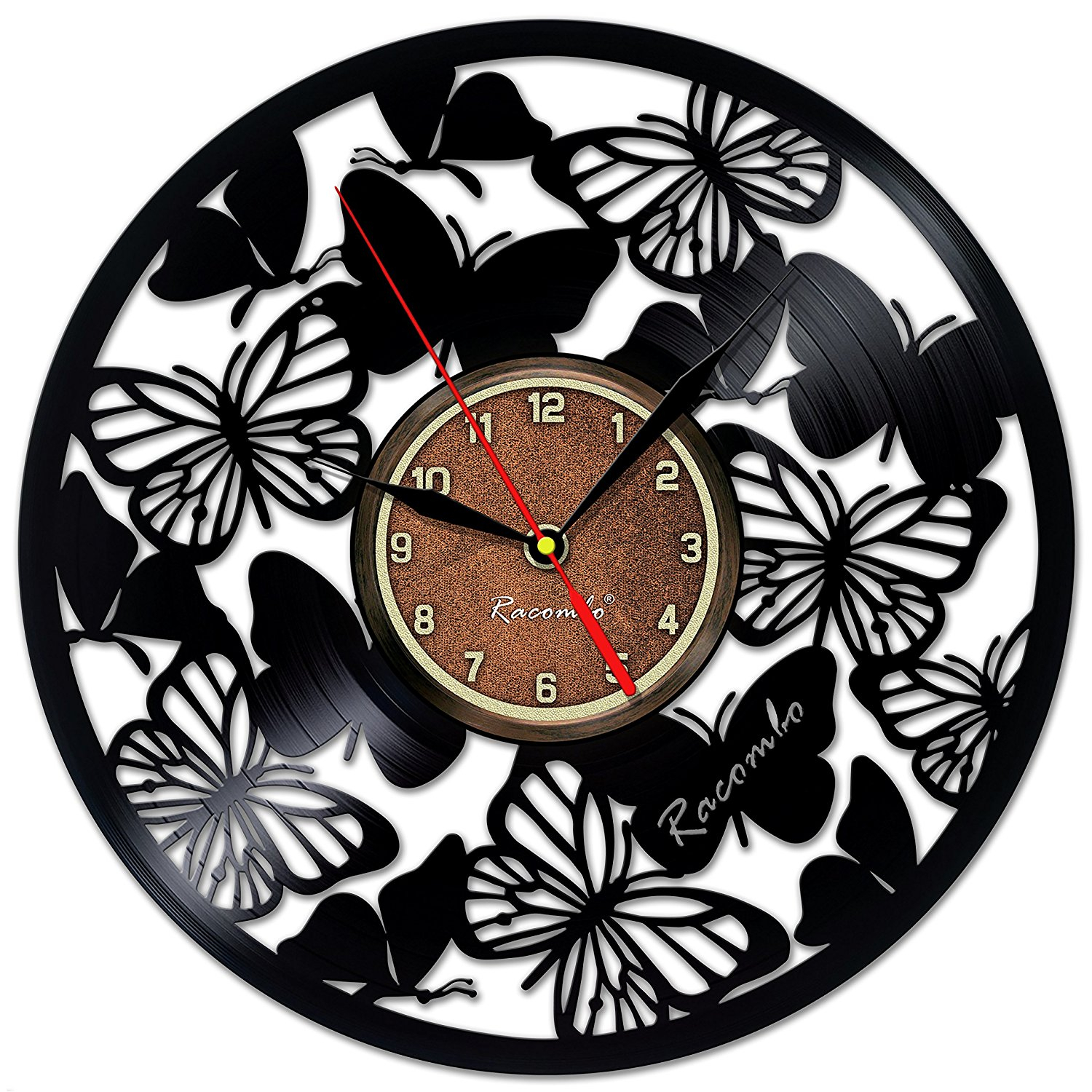 Cheap Butterfly Metal Wall Art, Find Butterfly Metal Wall throughout Flower Urban Design Metal Wall Decor (Image 9 of 30)