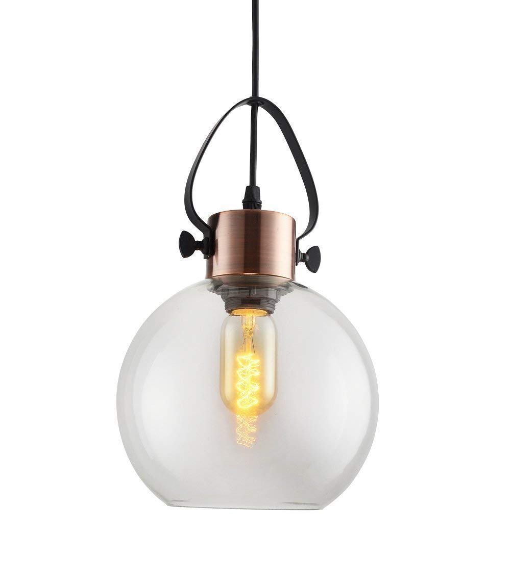 Cheap Edison Glass Pendant Light, Find Edison Glass Pendant Inside Vintage Edison 1 Light Bowl Pendants (View 15 of 30)