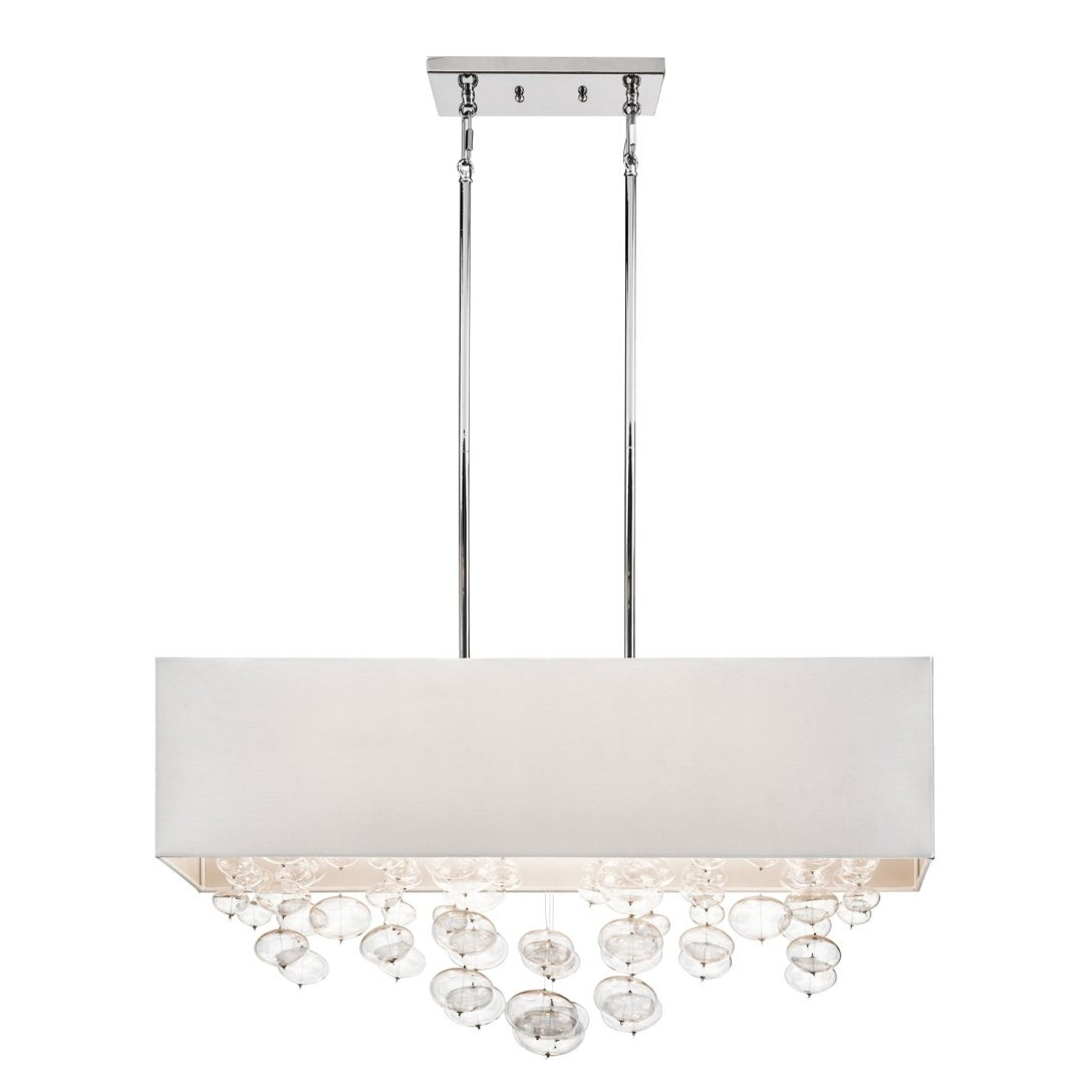Cheap Rectangle Chandelier Lighting – Powerfulpizza.club pertaining to Delon 4-Light Square Chandeliers (Image 3 of 30)