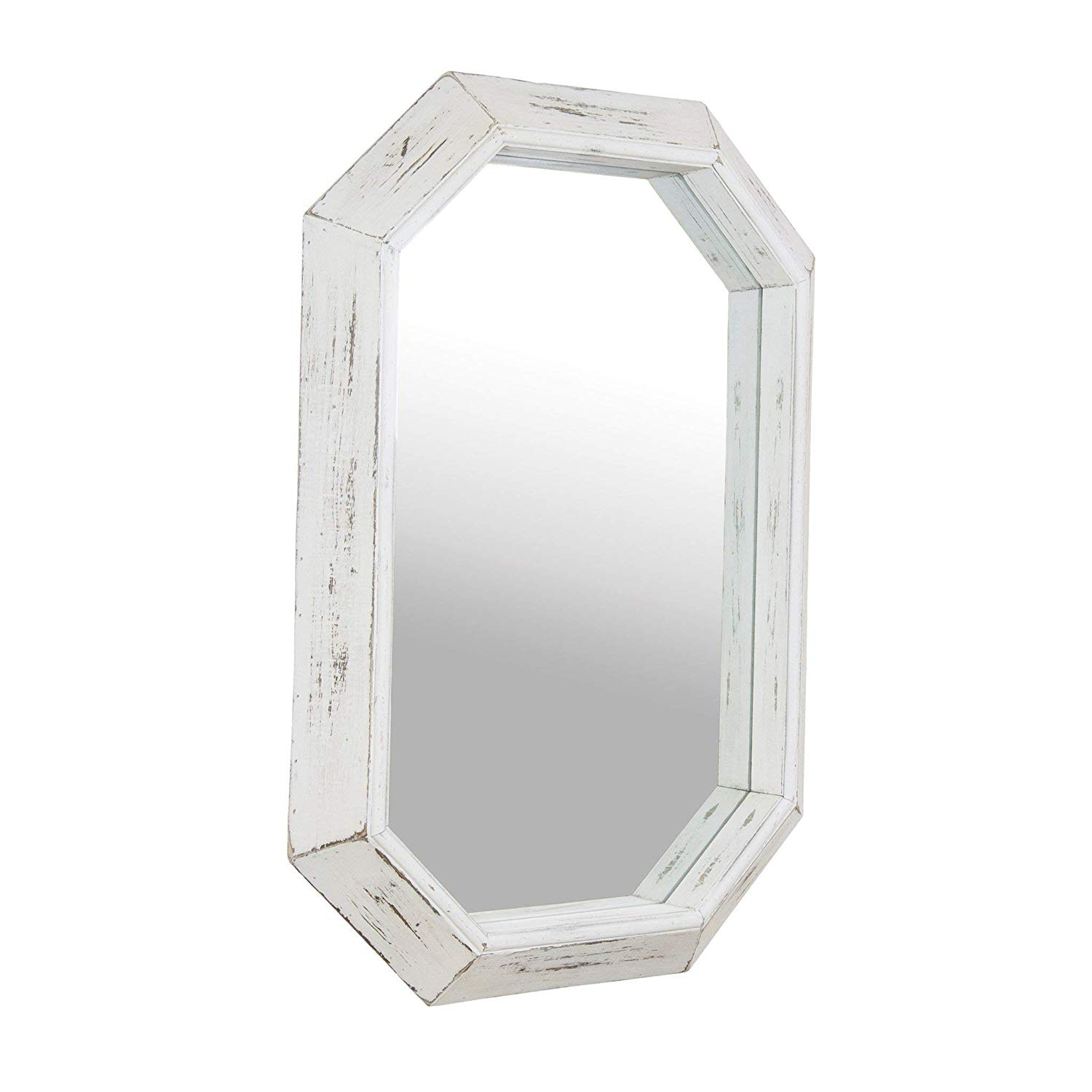 Cheap White Distressed Mirror, Find White Distressed Mirror With Regard To Alie Traditional Beveled Distressed Accent Mirrors (Image 11 of 30)