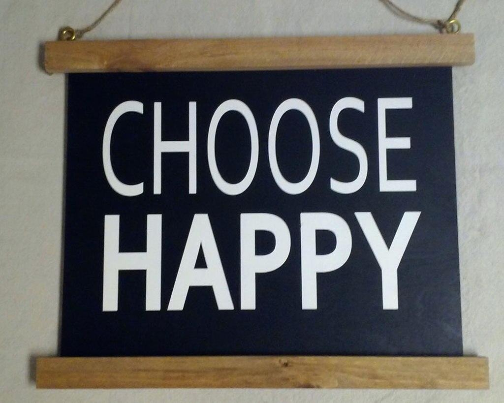 Choose Happy Sign – Atiko for Choose Happy Wood Wall Decor (Image 13 of 30)