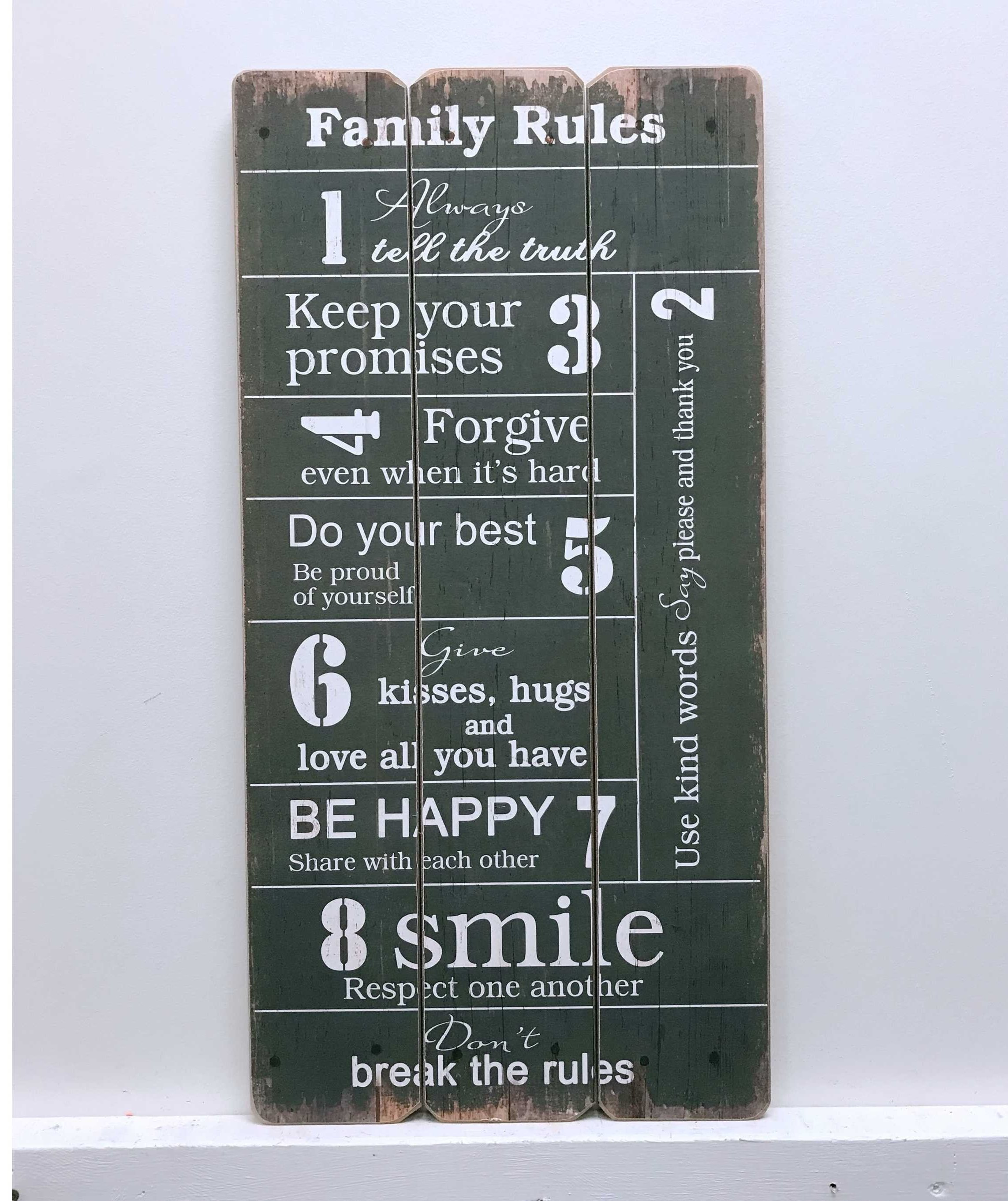 Choose Happy Wooden Sign | Wayfair intended for Choose Happy Wood Wall Decor (Image 19 of 30)