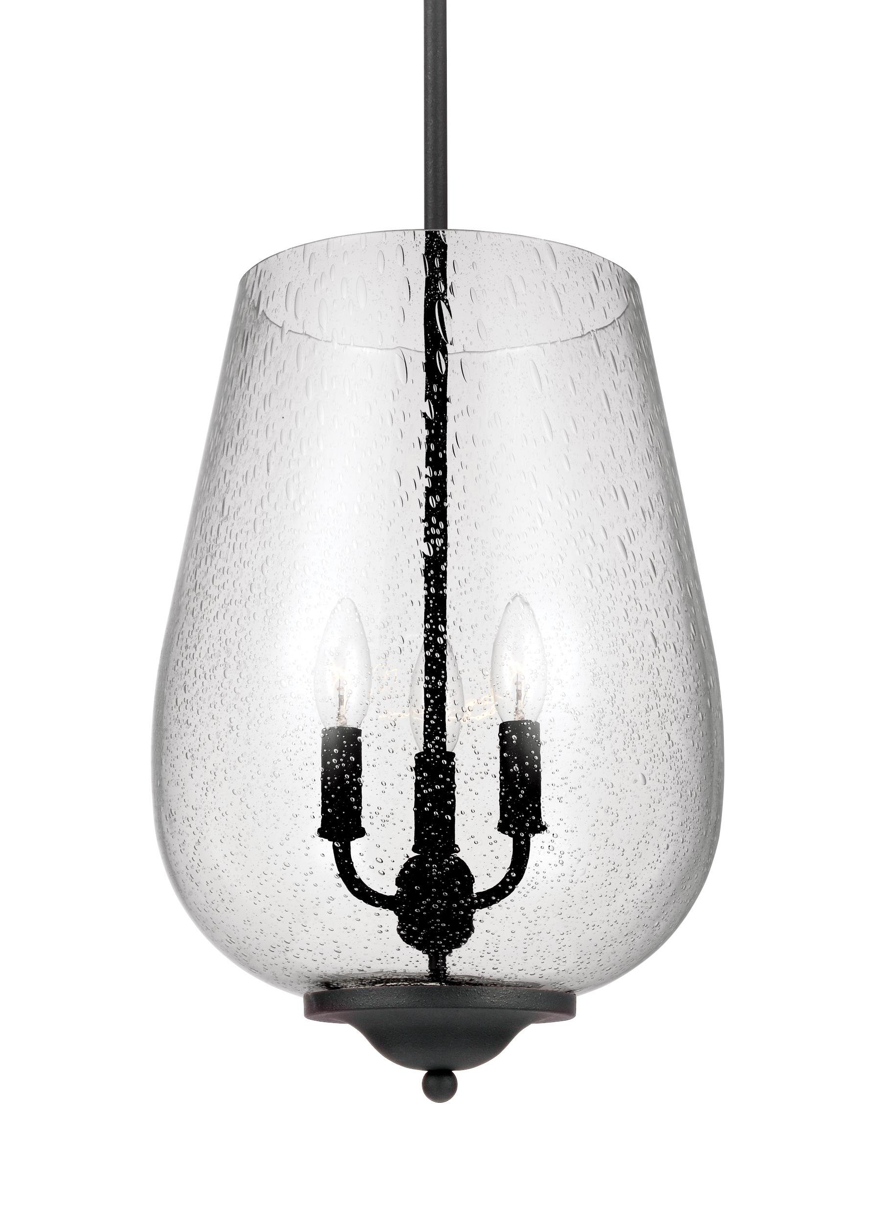 Chubbuck 3-Light Single Urn Pendant for 3-Light Single Urn Pendants (Image 6 of 30)