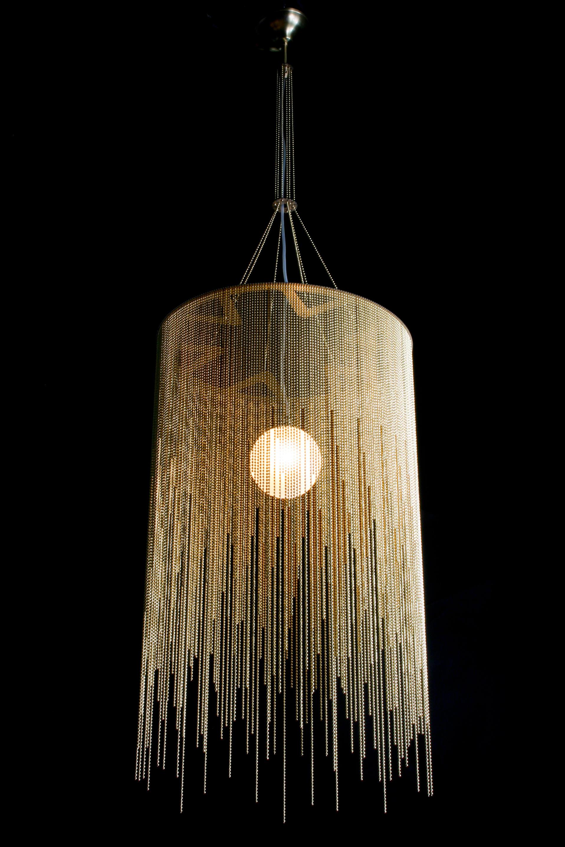 Circular Willow 400 Pendant Lamp - Pendelleuchten Von with Alverez 4-Light Drum Chandeliers (Image 7 of 30)