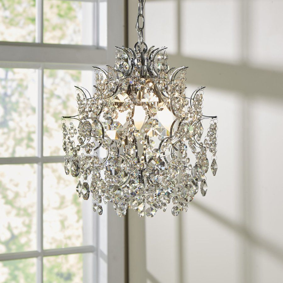 Featured Photo of Clea 3 Light Crystal Chandeliers