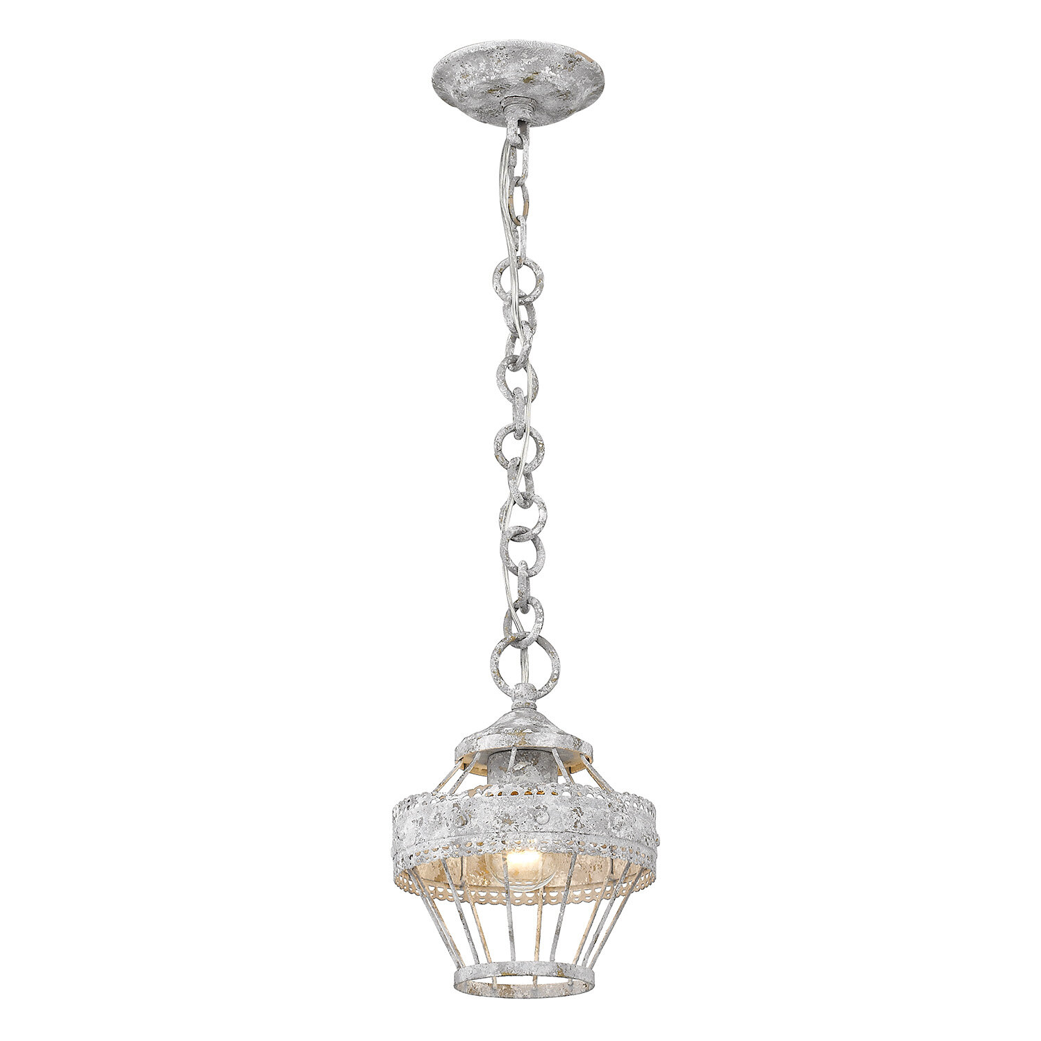 Cleo 1-Light Lantern Pendant throughout Spokane 1-Light Single Urn Pendants (Image 11 of 30)