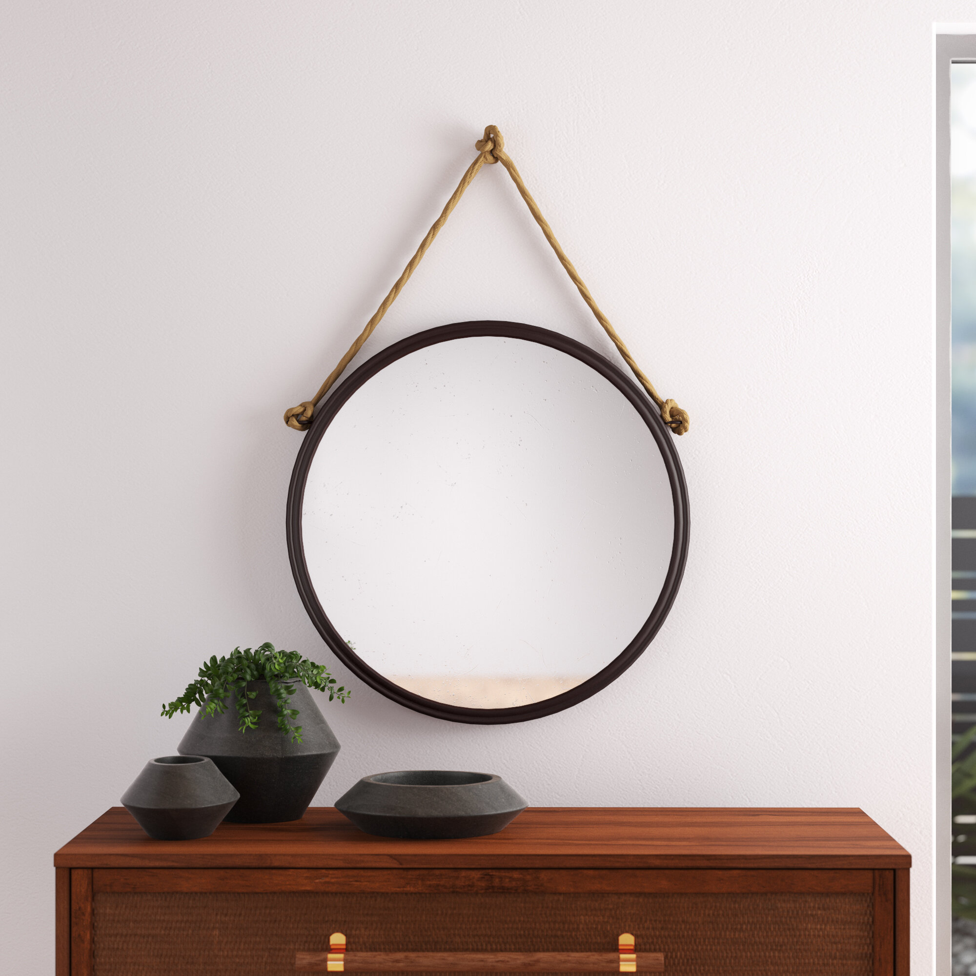 Coastal Mirrors You'll Love In 2019 | Wayfair (Image 12 of 30)