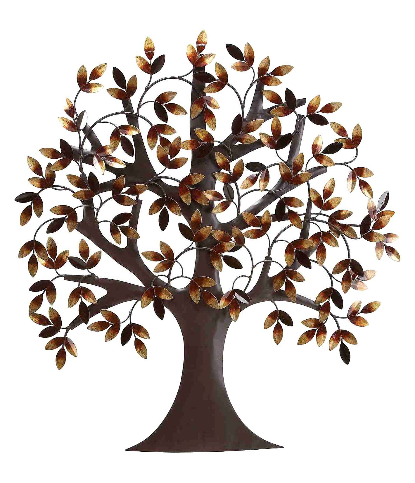 Cole & Grey Metro Elite Tree Wall Décor & Reviews | Wayfair Inside Wall Decor By Cole & Grey (View 16 of 30)