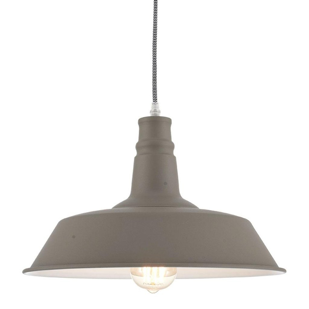Conover 1-Light Dome Pendant | Lamps | Pendant Lighting inside Conover 1-Light Dome Pendants (Image 9 of 30)