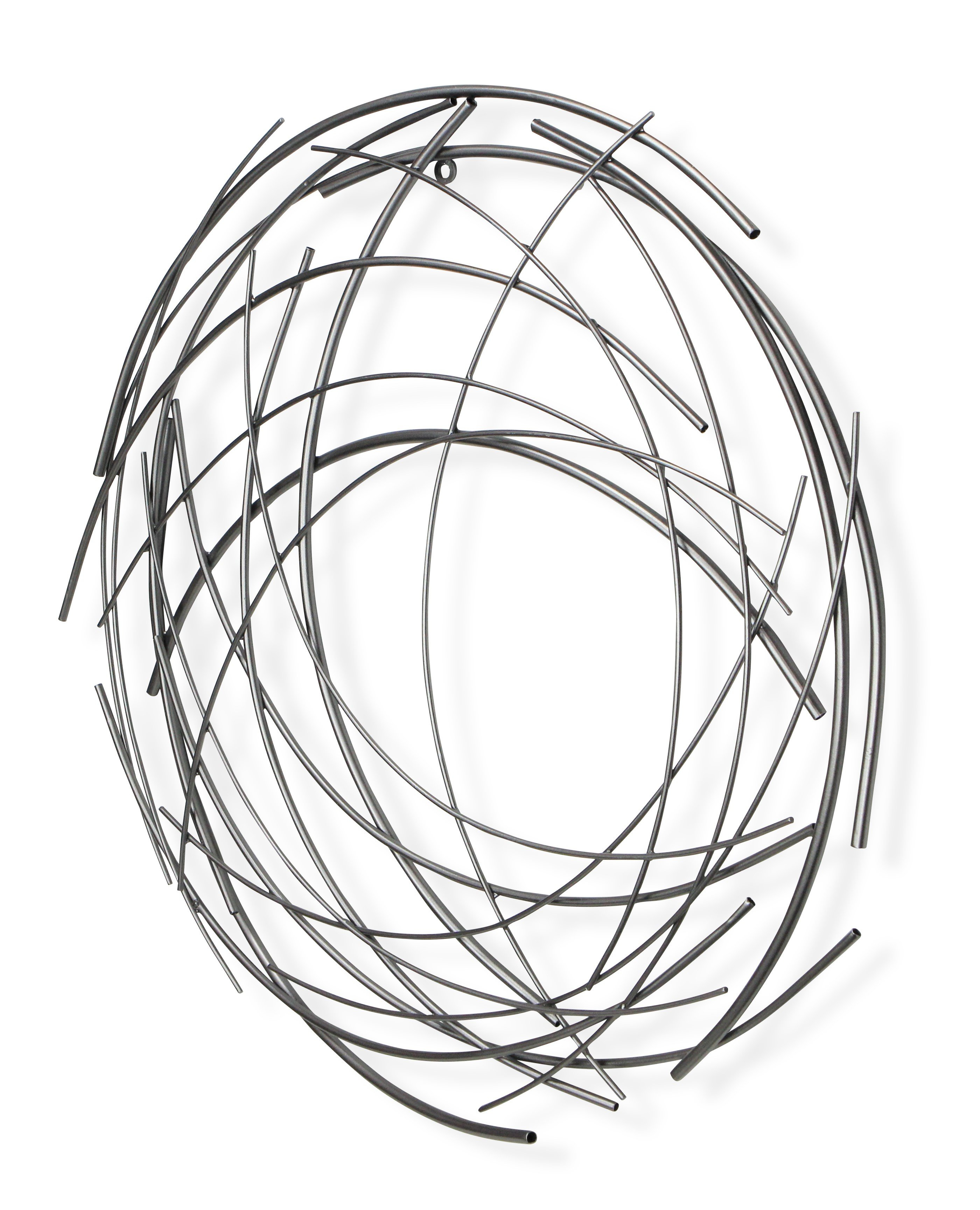 Contemporary Abstract Round Wall Décor Intended For Contemporary Abstract Round Wall Decor (View 5 of 30)