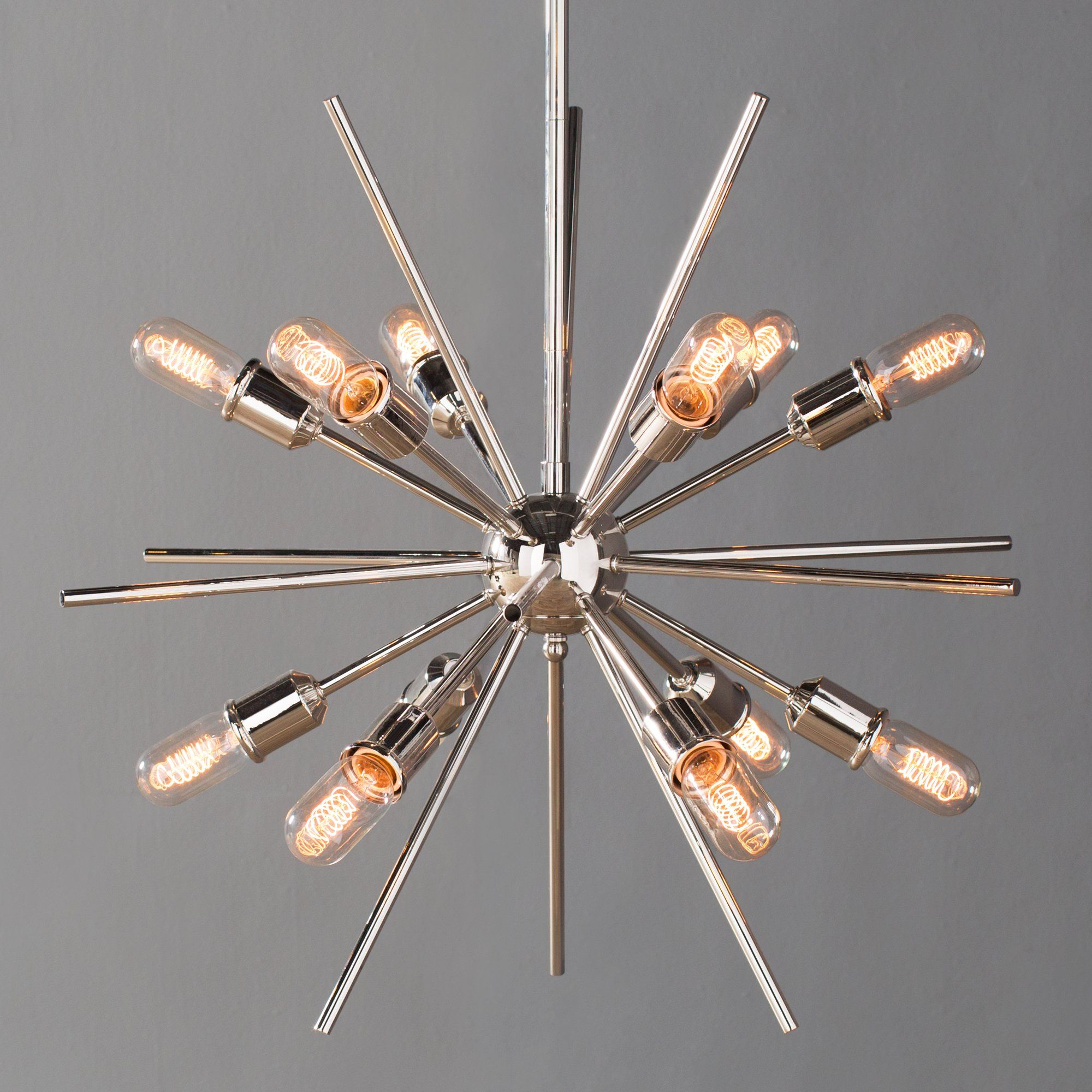 Corona 12 Light Sputnik Chandelier | House | Sputnik In Corona 12 Light Sputnik Chandeliers (View 4 of 30)