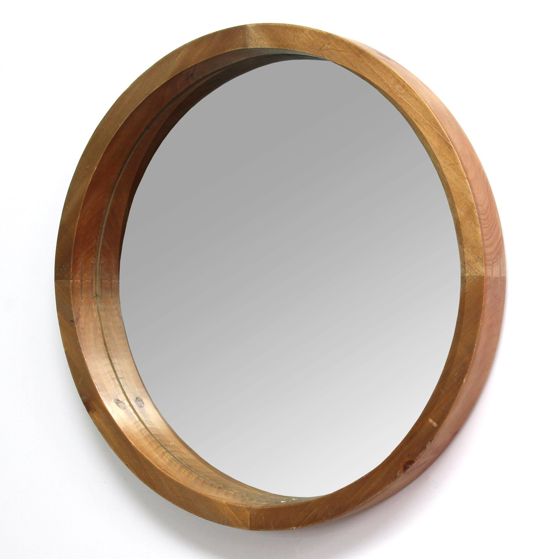 Coronado Wood Accent Mirror In Wood Accent Mirrors (View 6 of 30)