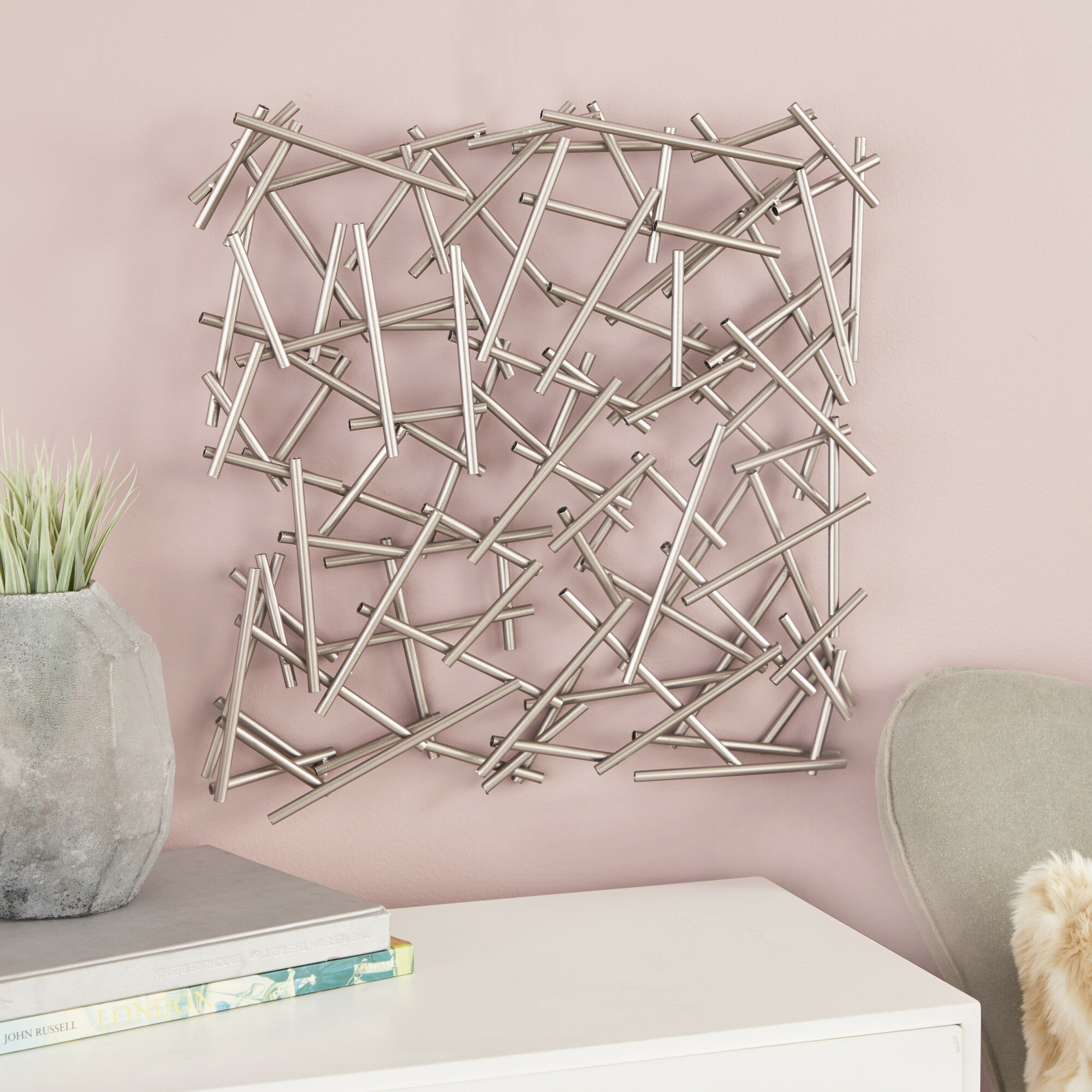 Featured Photo of Metal Wall Decor By Cosmoliving