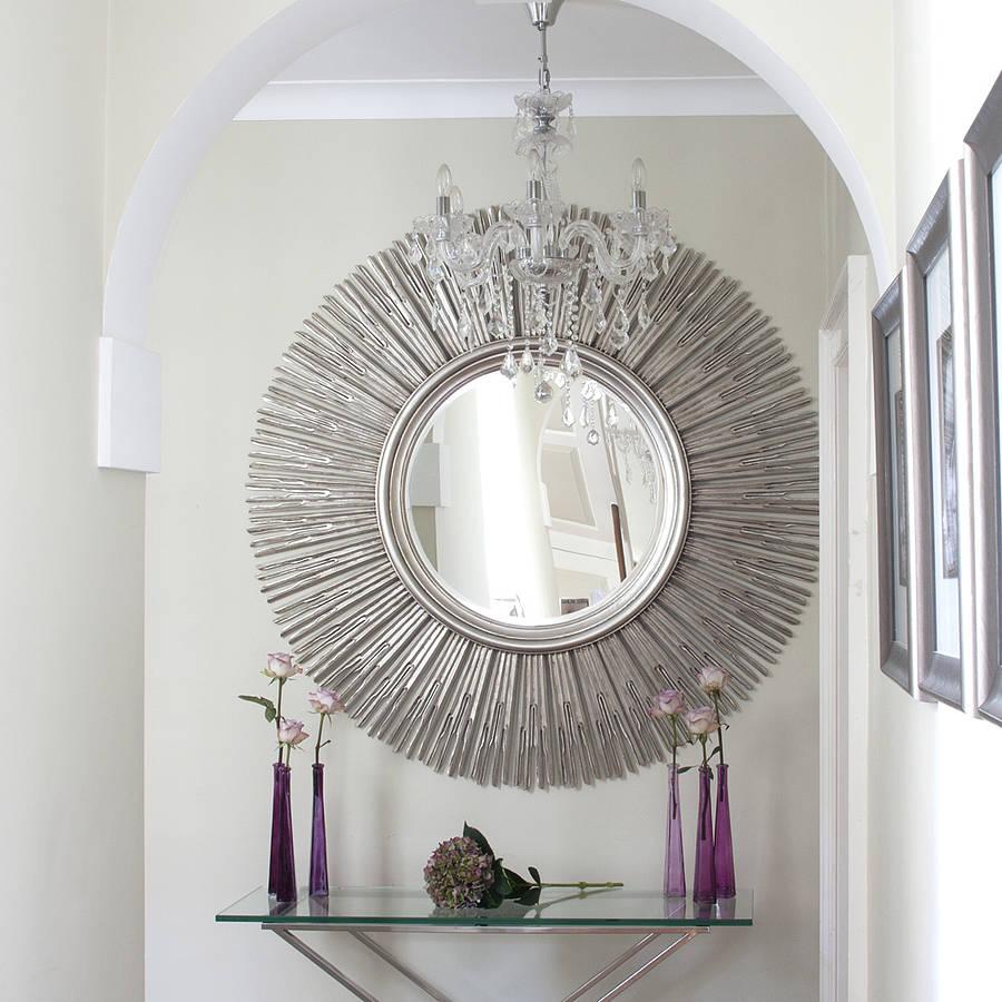 Create Contemporary Wall Mirrors Decorative | Top Basement For Bem Decorative Wall Mirrors (View 19 of 30)