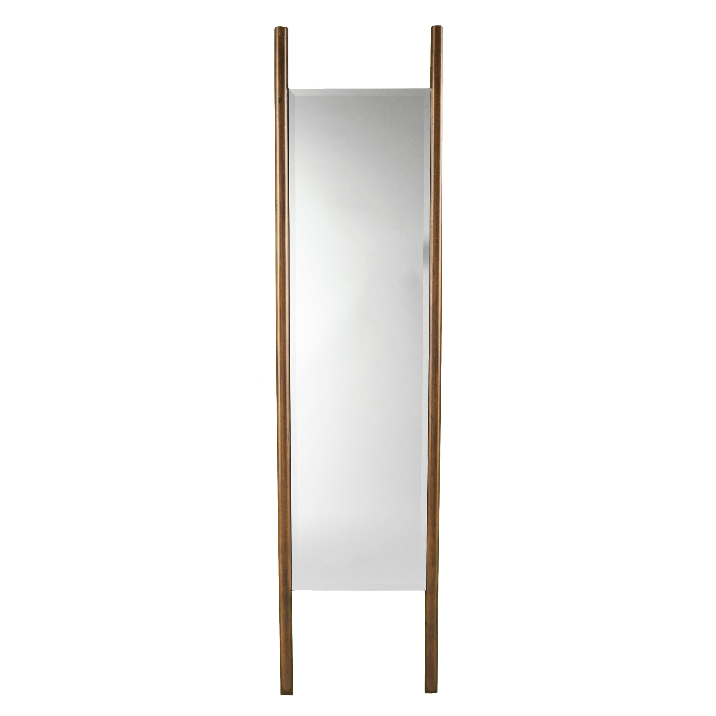 Cressida Full Length Mirror & Reviews | Allmodern regarding Jameson Modern & Contemporary Full Length Mirrors (Image 5 of 30)