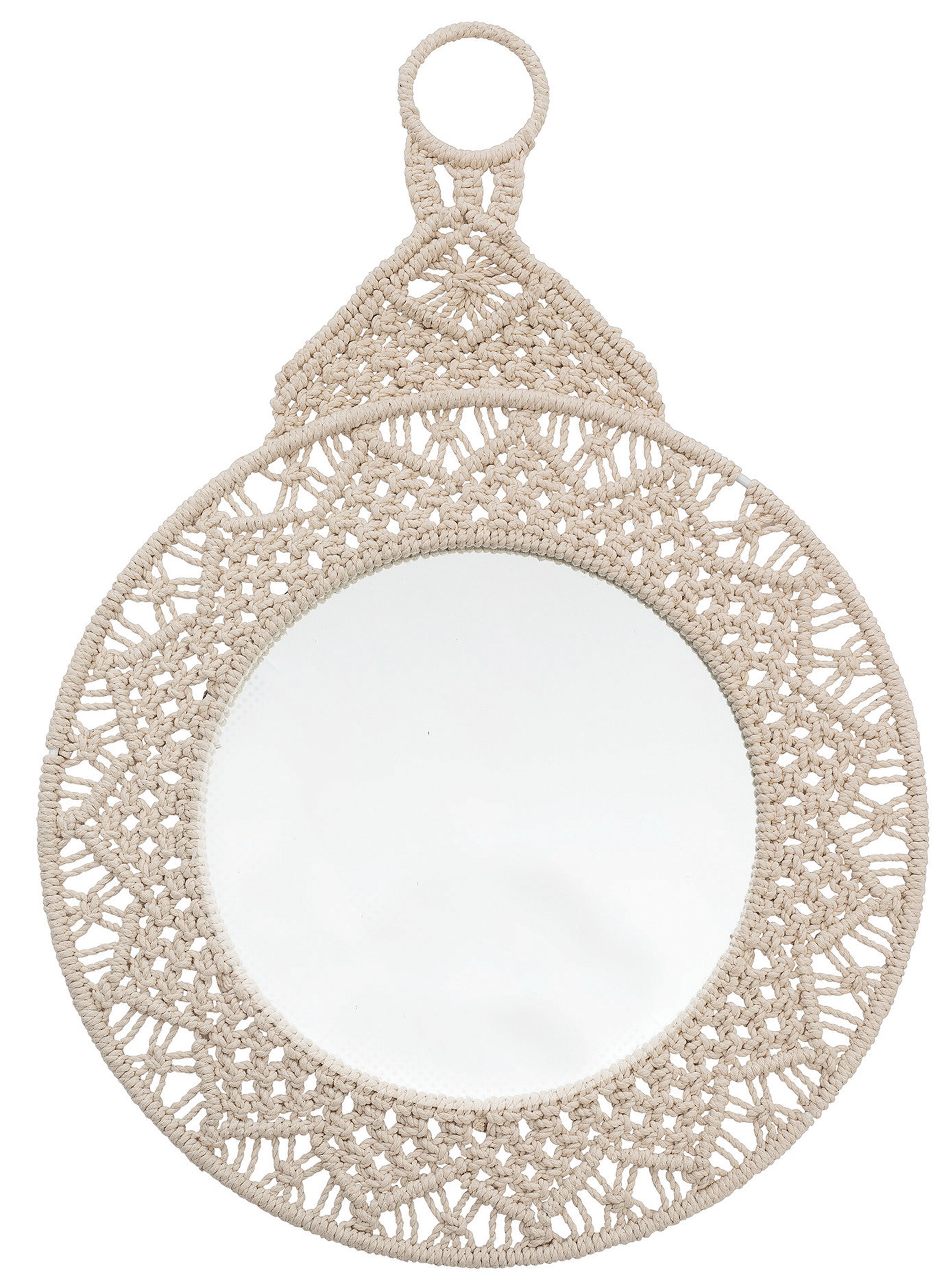 Crewellwalk Eclectic Accent Mirror For Round Eclectic Accent Mirrors (View 9 of 30)