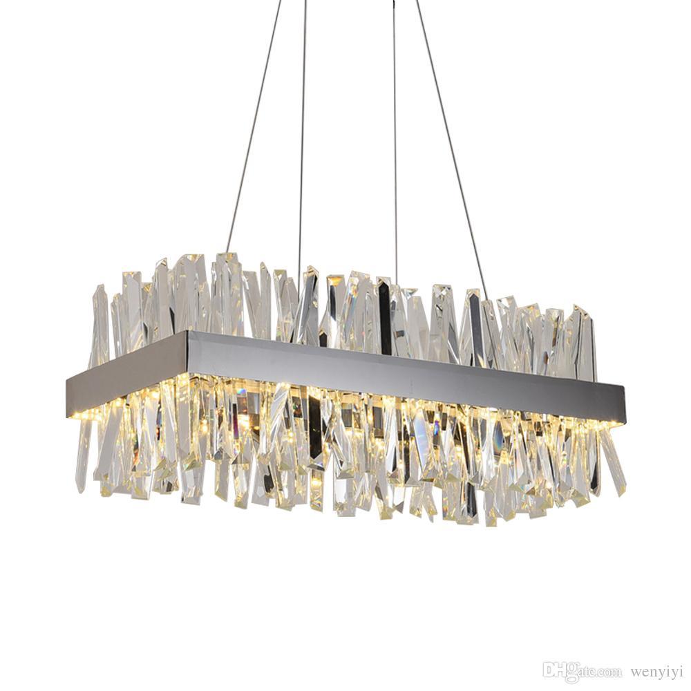 Crystal Kitchen Island Lighting | Best House Design Intended For Gracelyn 8 Light Kitchen Island Pendants (View 15 of 30)
