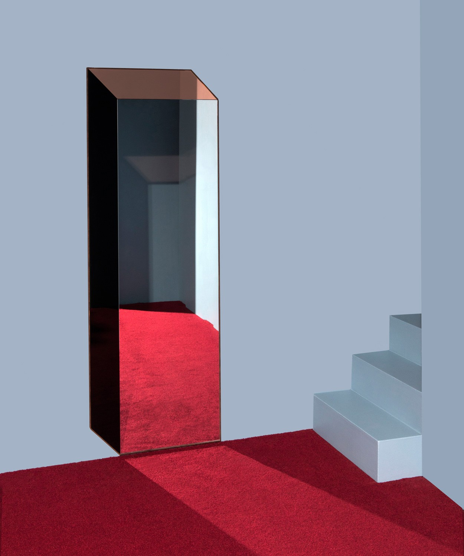Cuboid Mirror – Bower Studios Regarding Modern & Contemporary Full Length Mirrors (View 23 of 30)